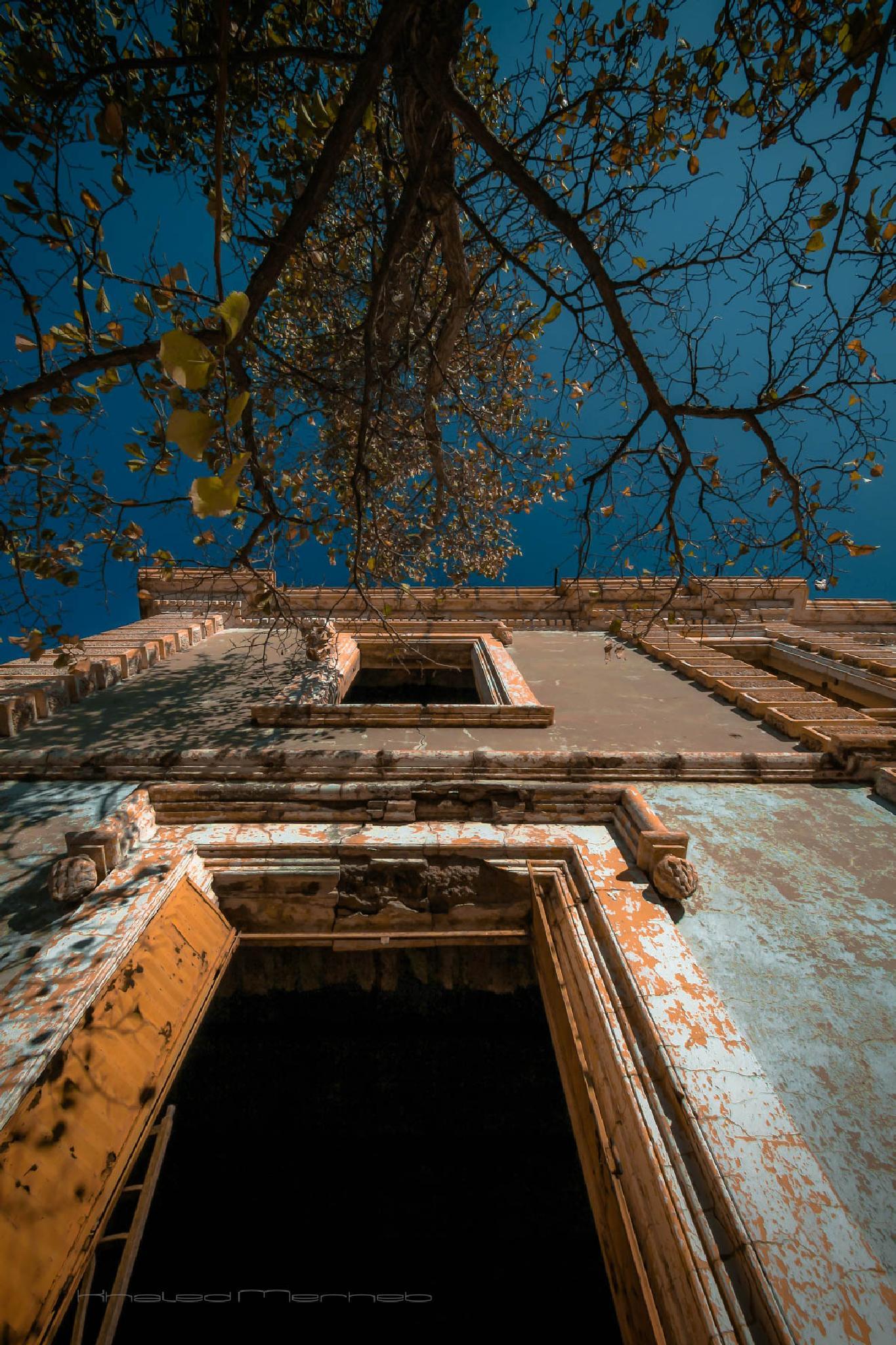 Abandoned But Not Forgotten.. by khaledMerheb