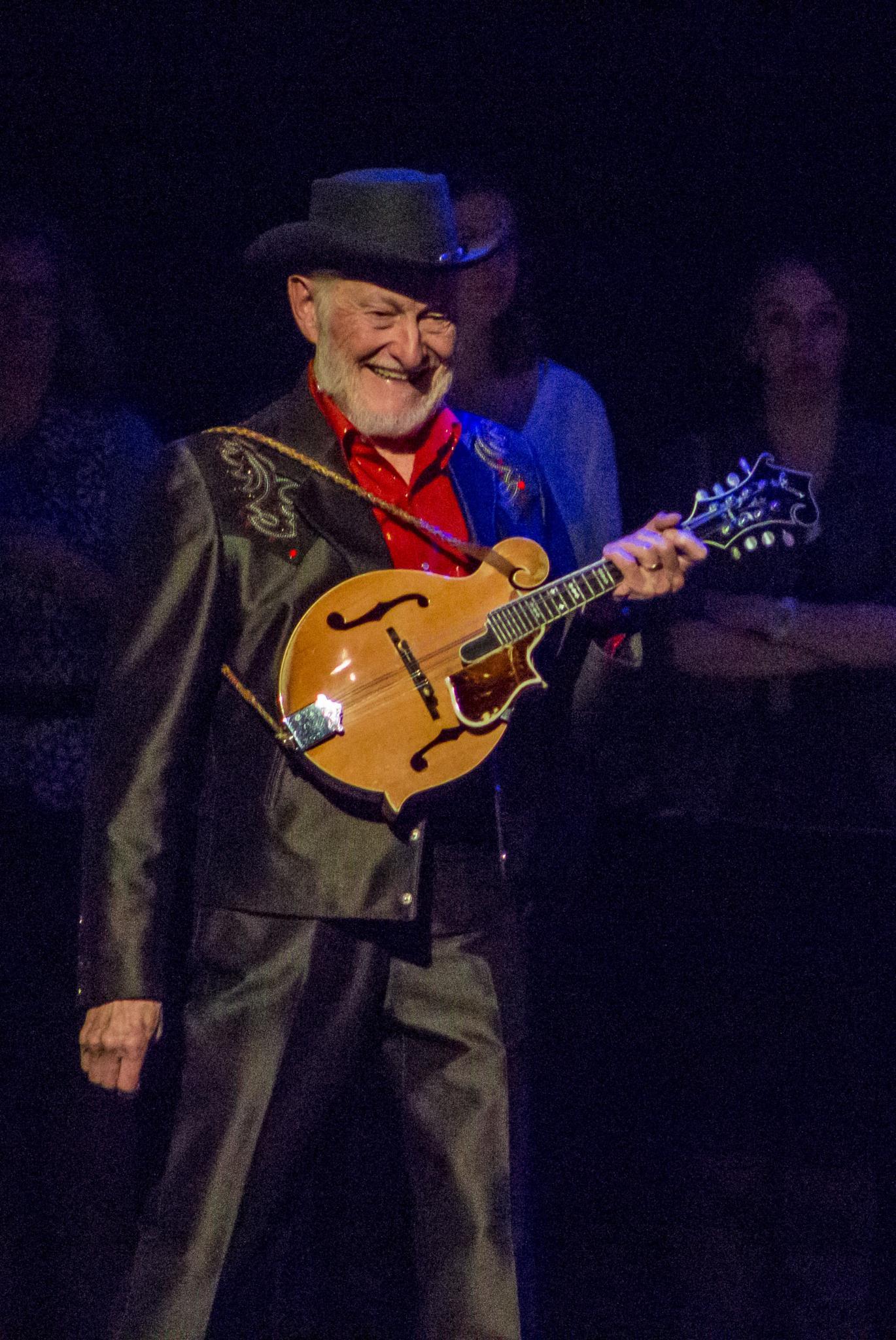 Jesse McReynolds - Grand Ole Opry by luannmarie