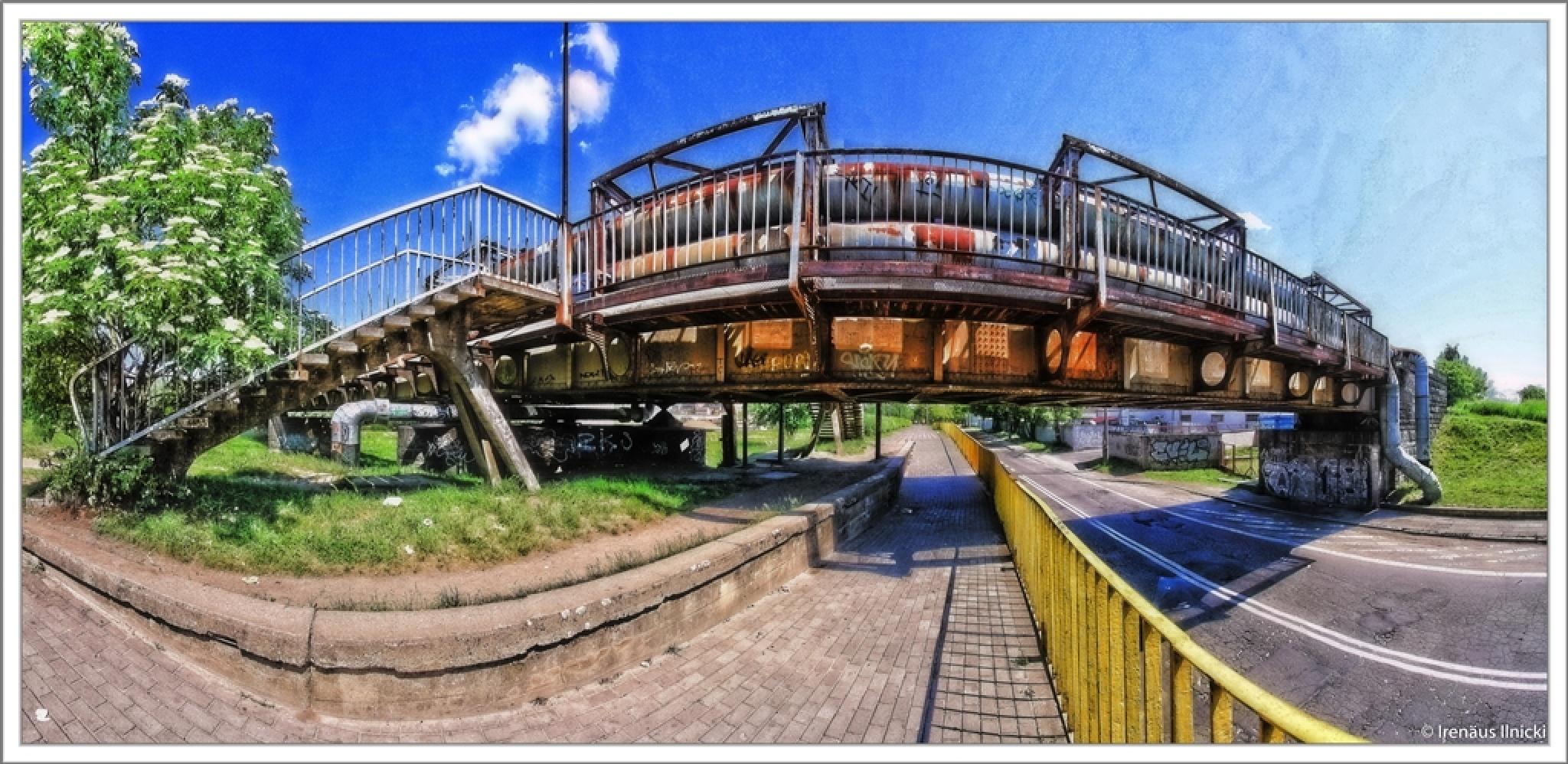 HDR Brücke by Irenäus Ilnicki