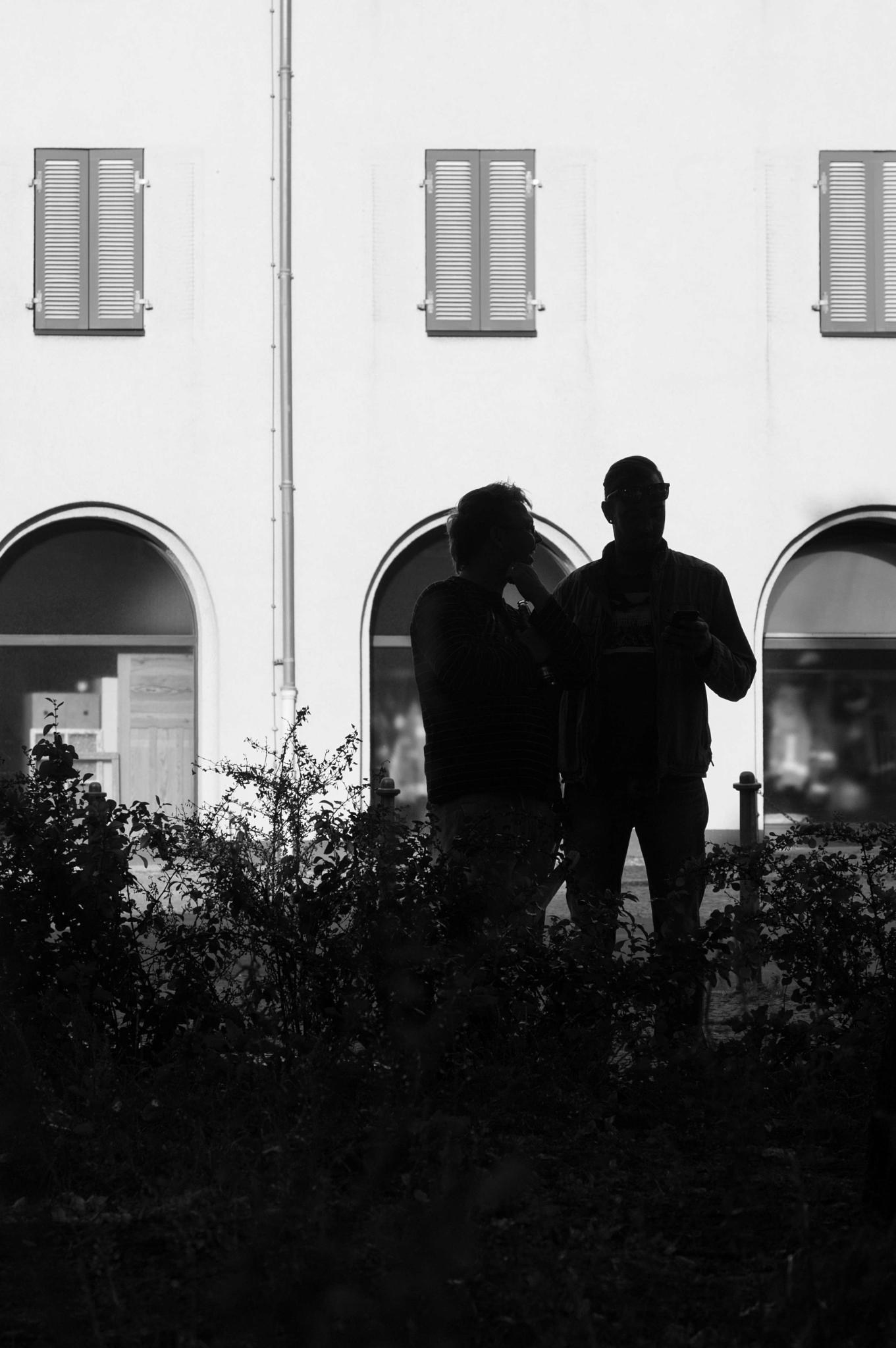 Im Schatten by Irenäus Ilnicki