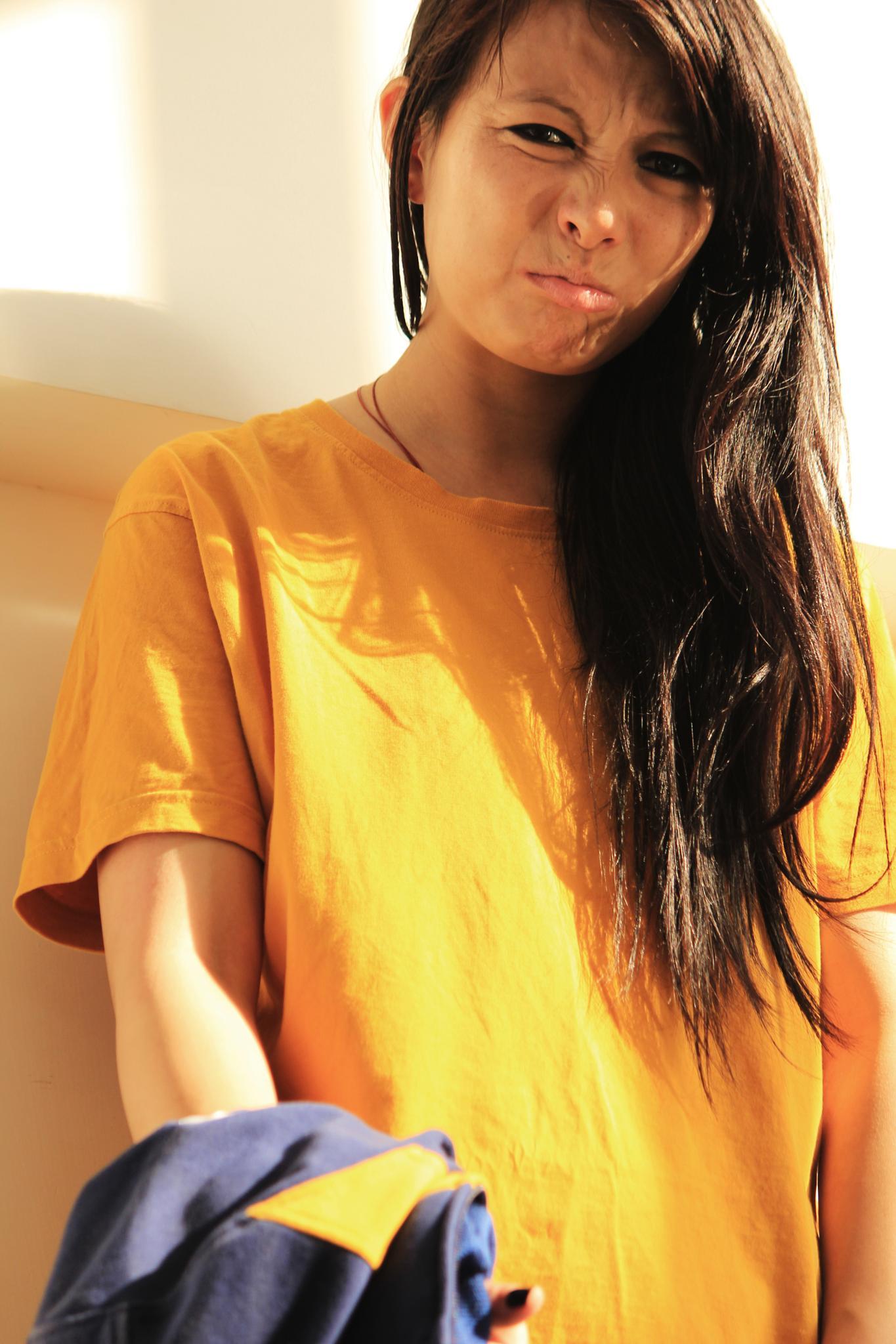 Yellow sunshine! by Rinchen Dawa Wangdi Yontan