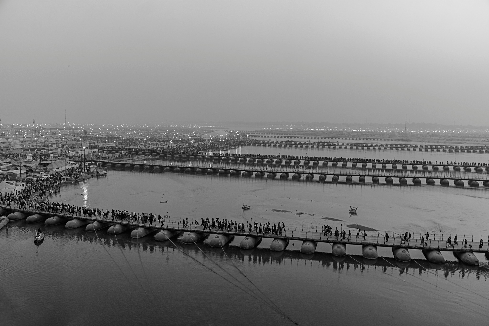 Ardh Kumbh Mela by Radhakrishna Rao