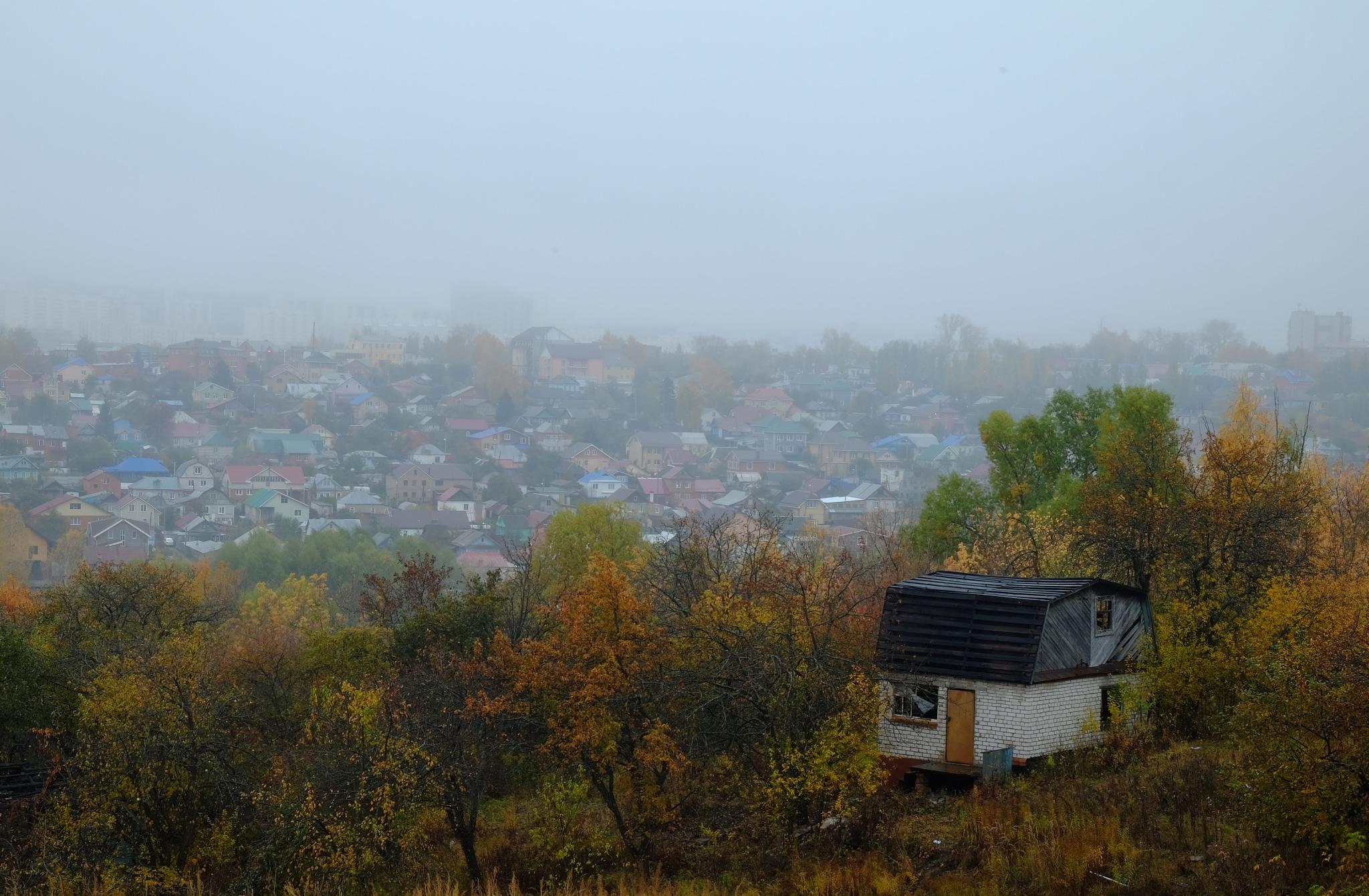 Cheboksary by skconq