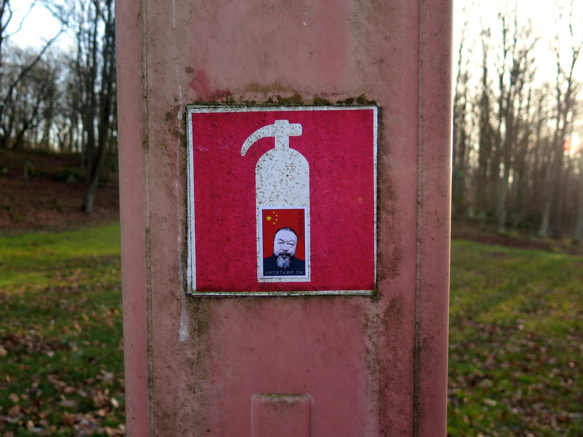 Artstamp in combination by Artstamp.dk