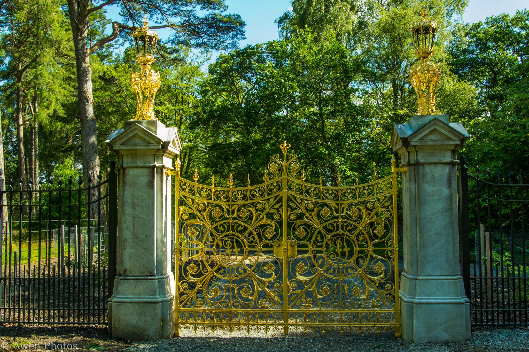 The Golden gates by Neil Pitchford