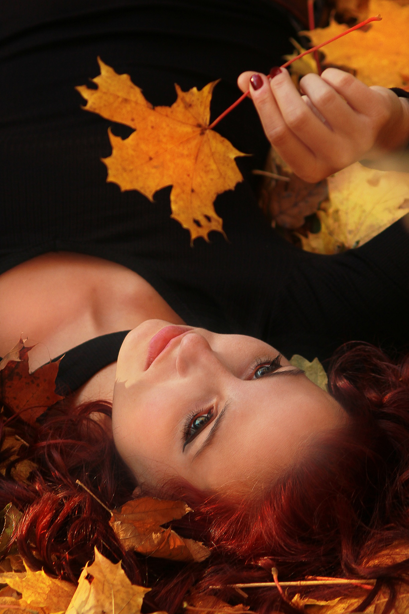 ·princess·of·autumn·II· by M-ART-IN photos