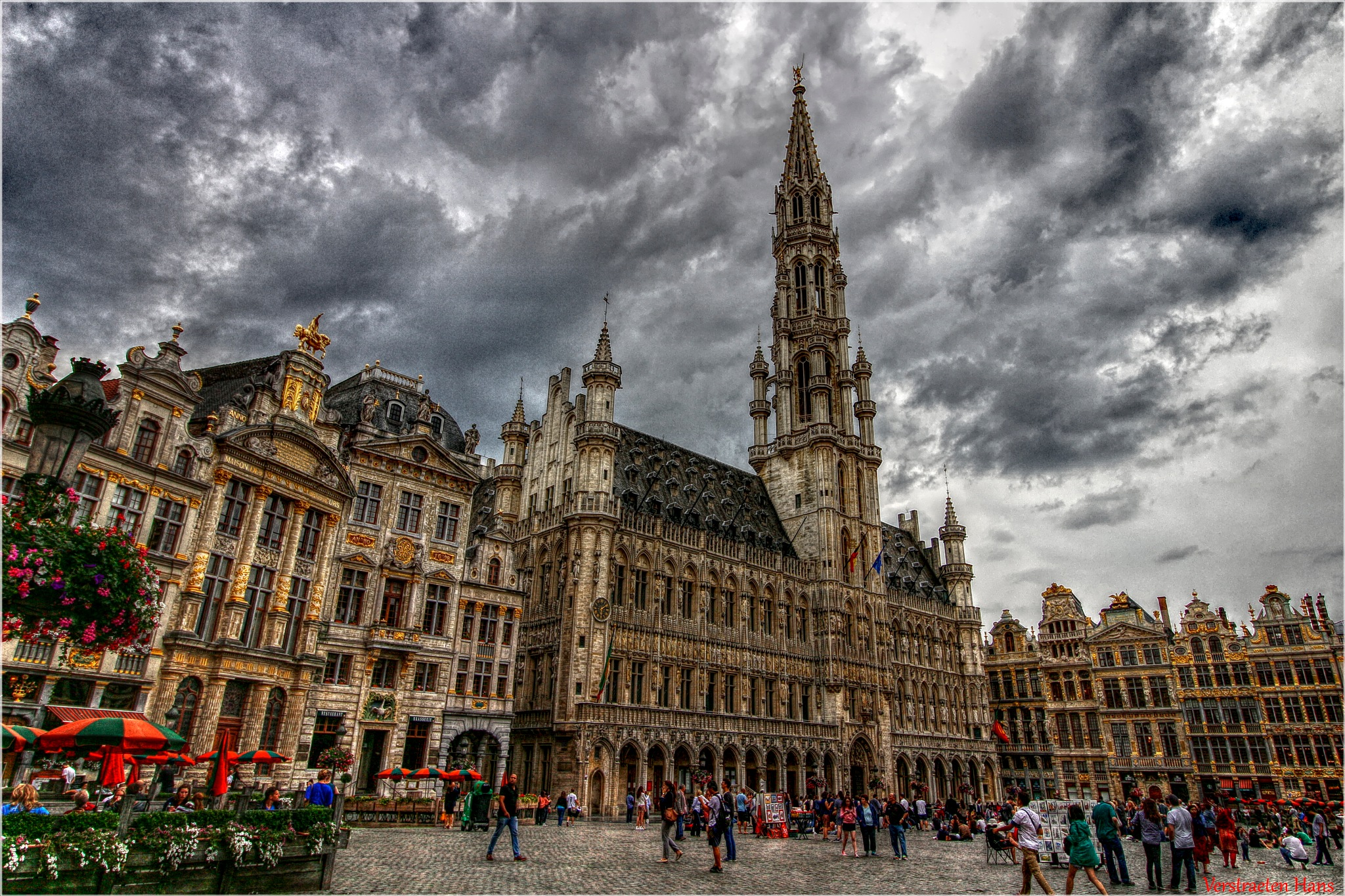 Welcome to Brussels  by zard319