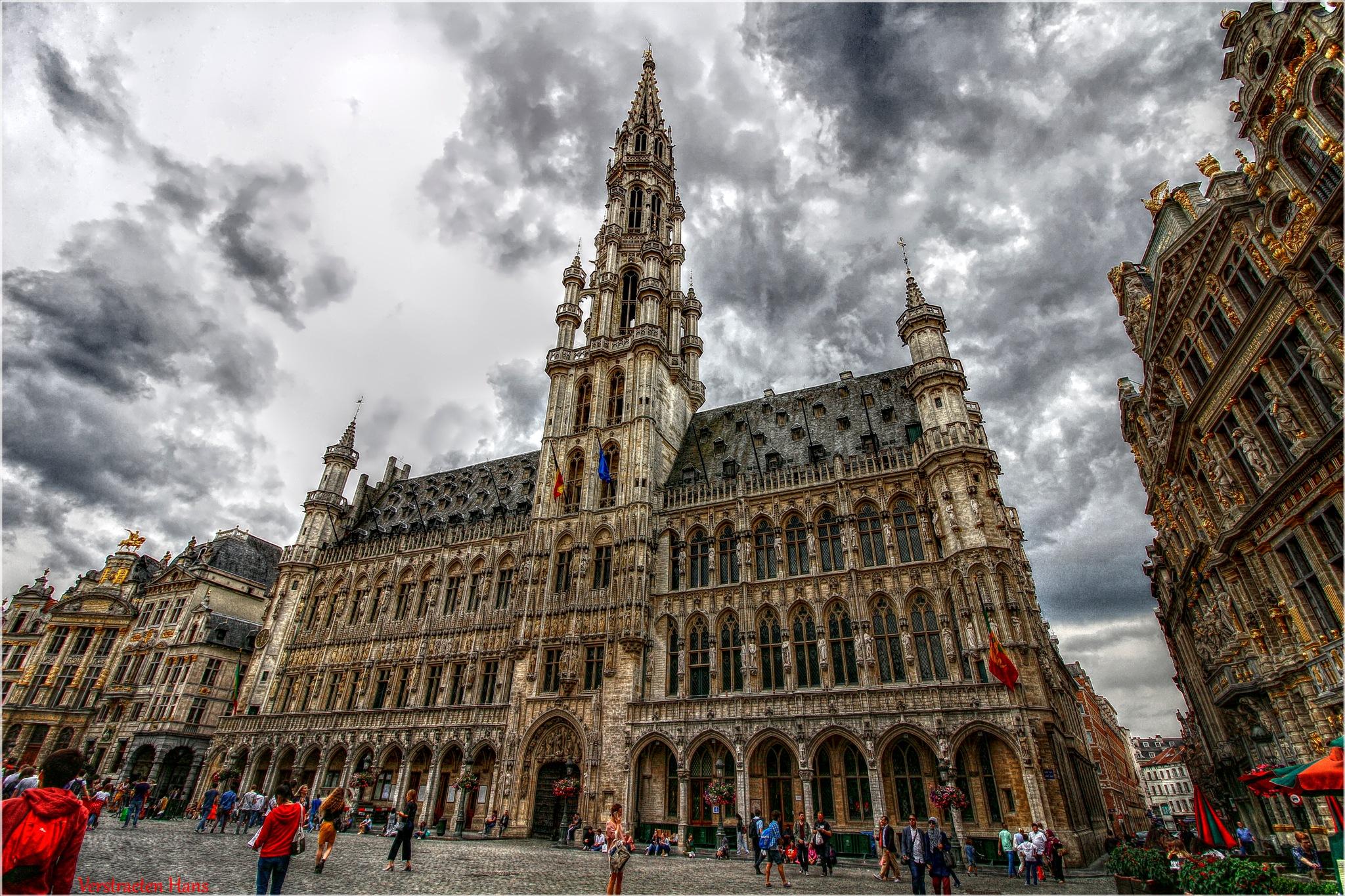 Brussels by zard319
