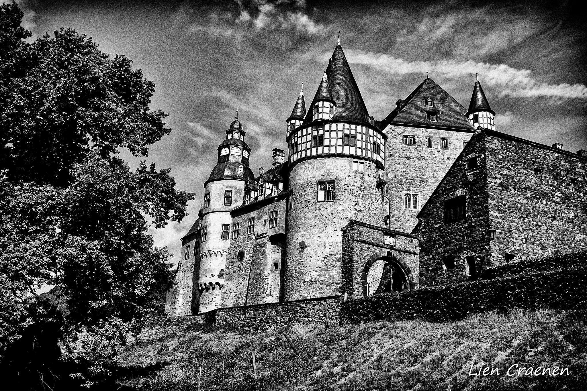 St Johan Castle by Lien Craenen