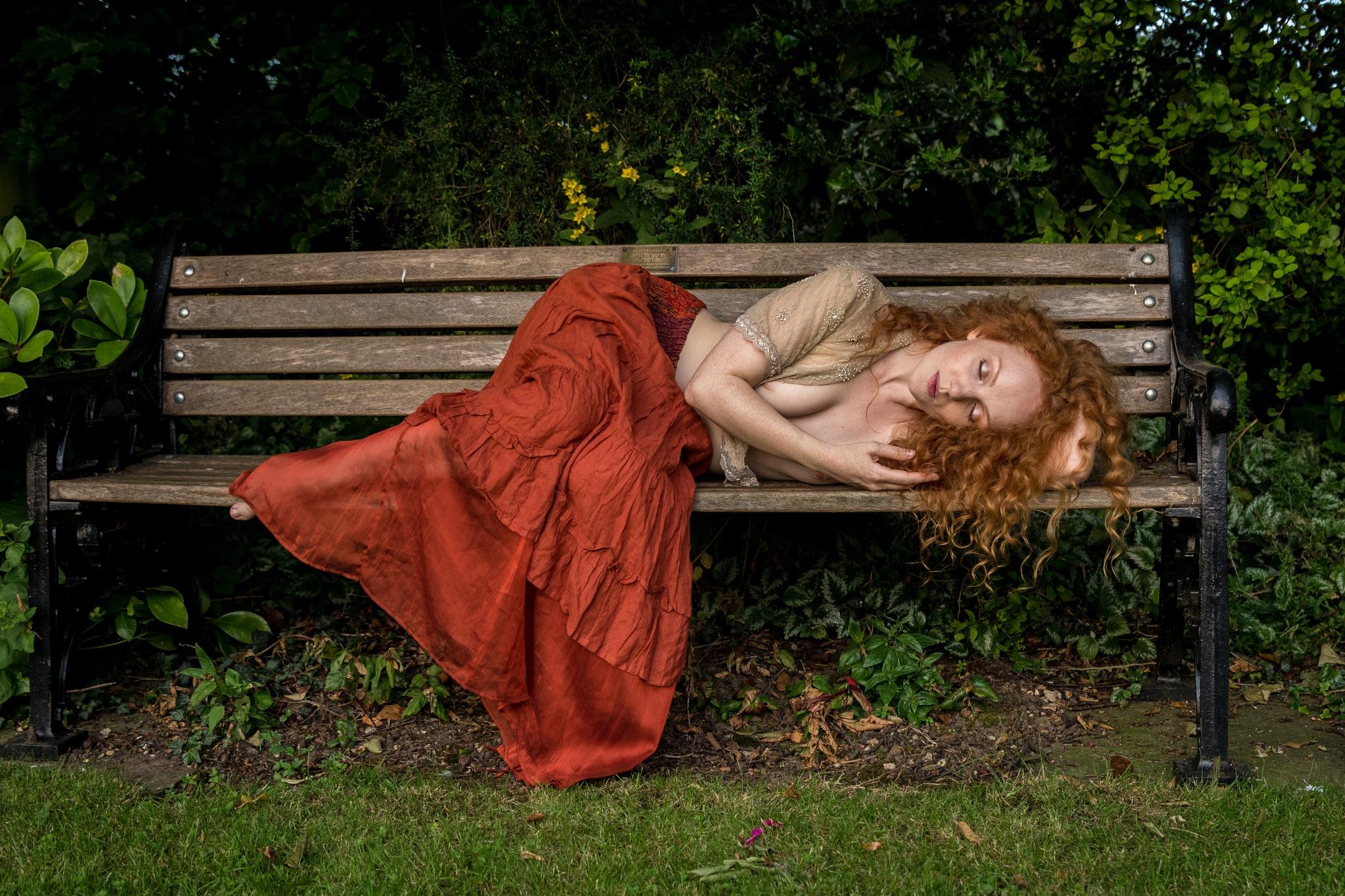 Sleeping beauty by D Whitehead