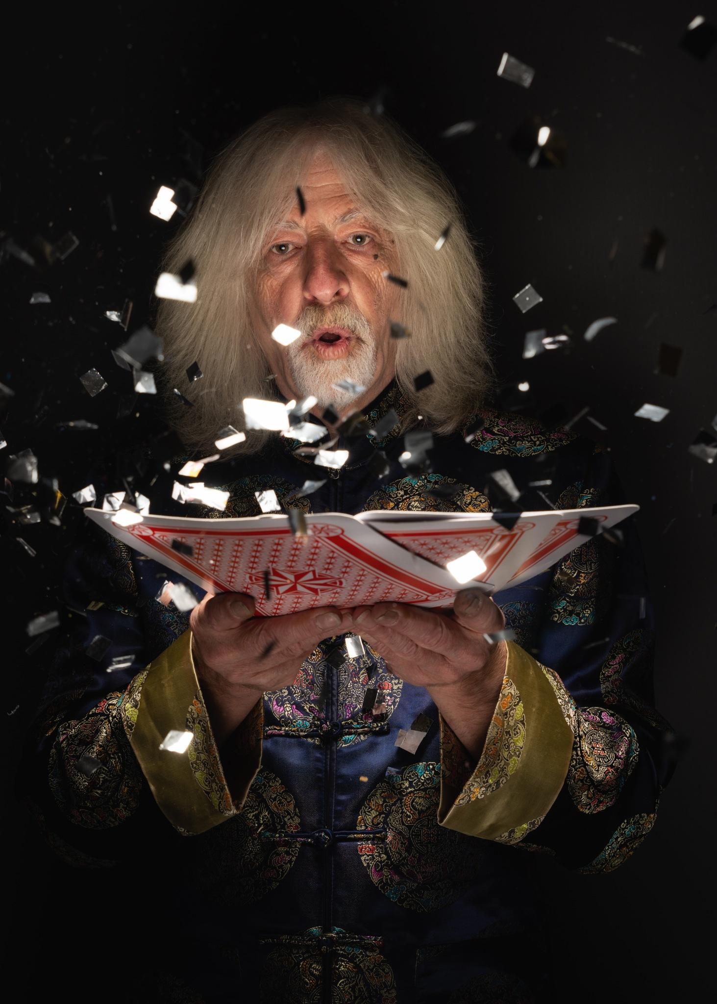 Magic by D Whitehead