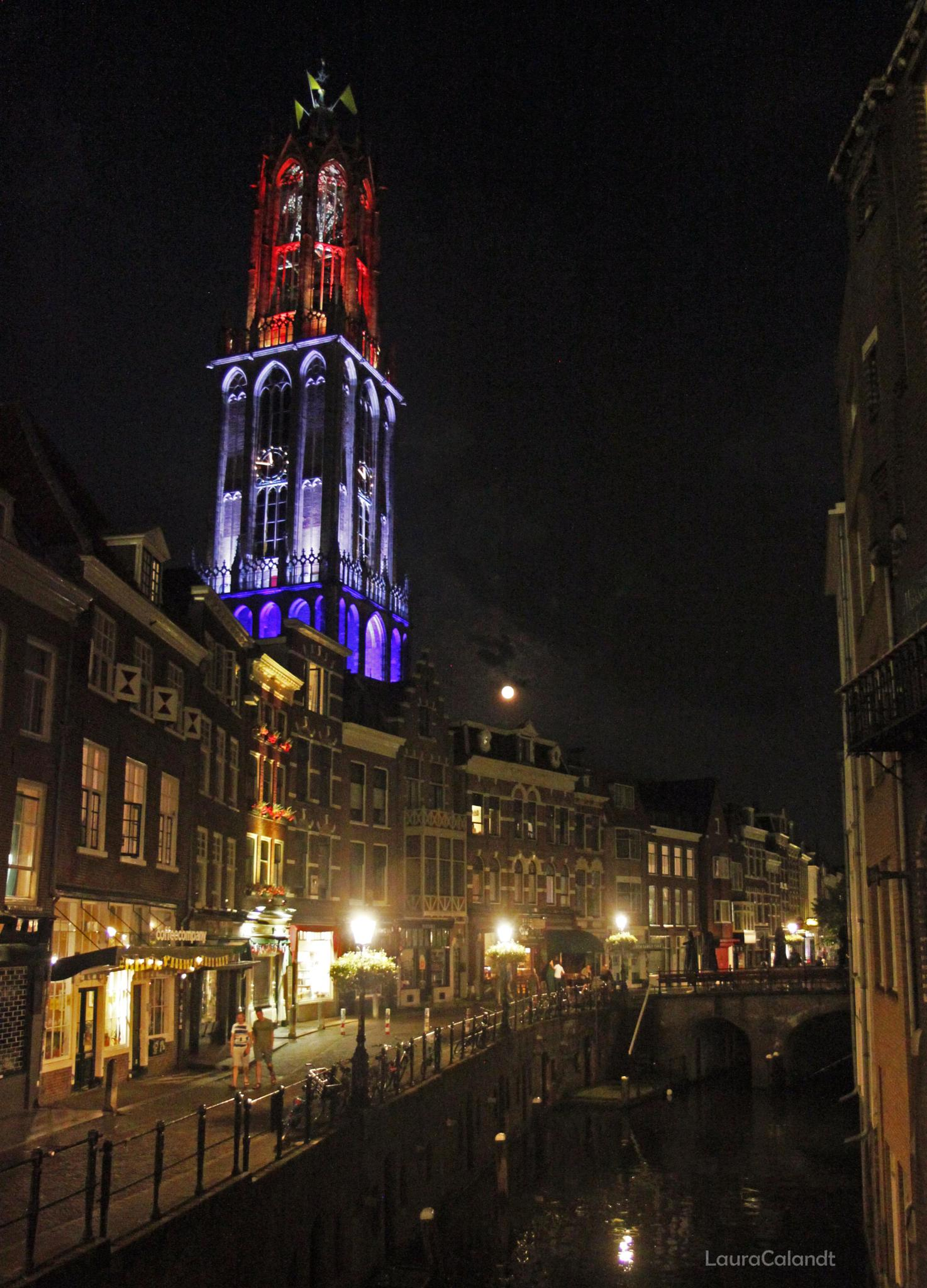Dom tower le tour the france by Laura Calandt