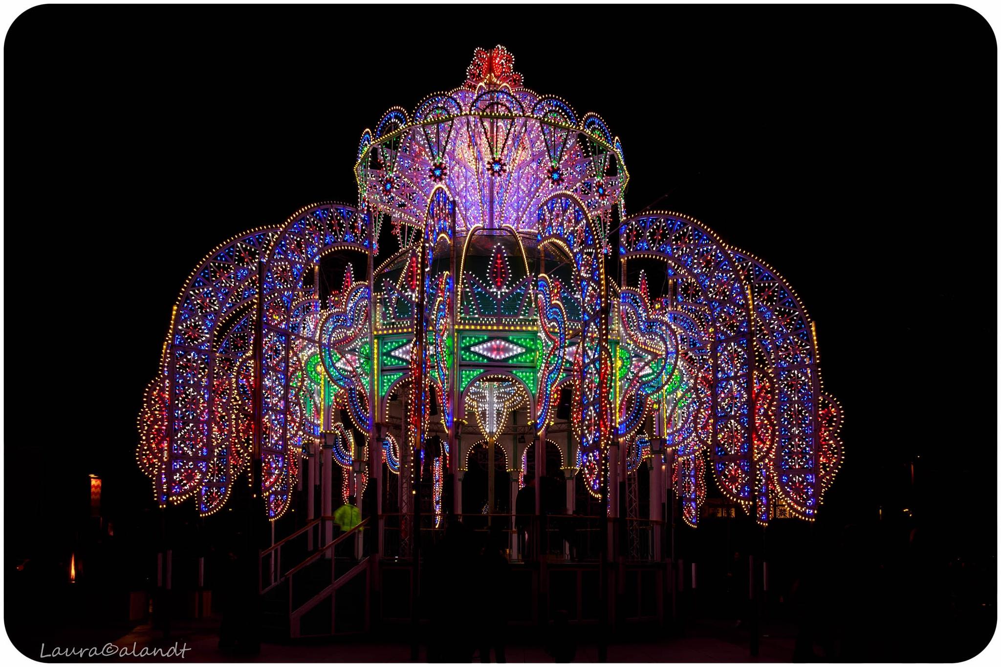 Glowcity by Laura Calandt