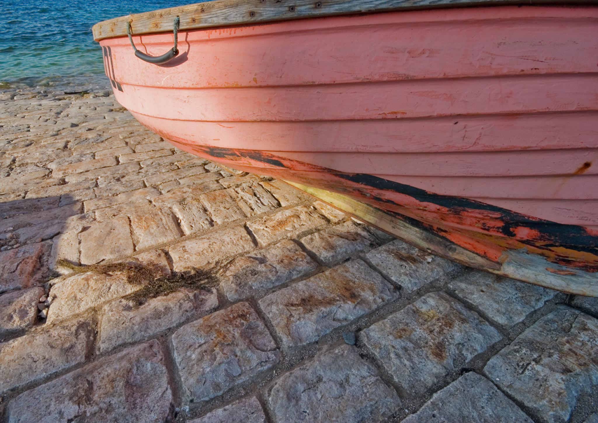 Swanage Slipway detail by SteveW