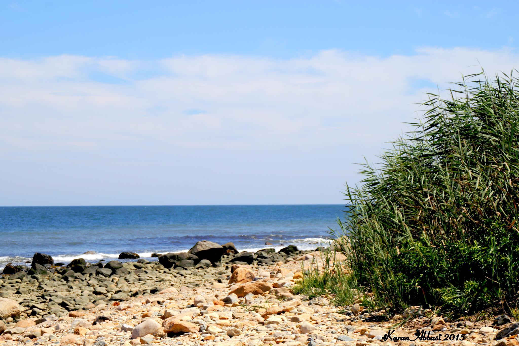 Montauk Beach, NY by Purely Inspired by Karan