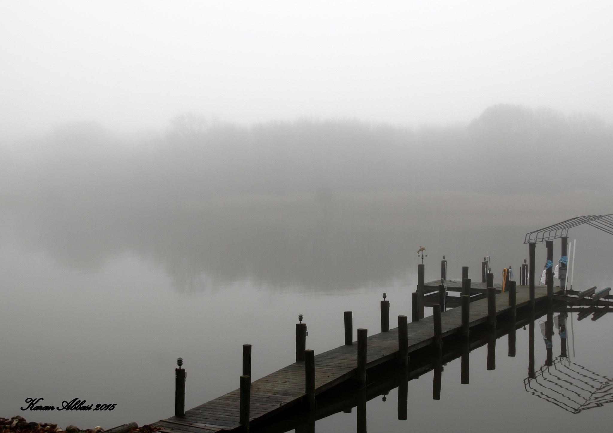 A Bit Foggy, Don't Ya Think? by Purely Inspired by Karan