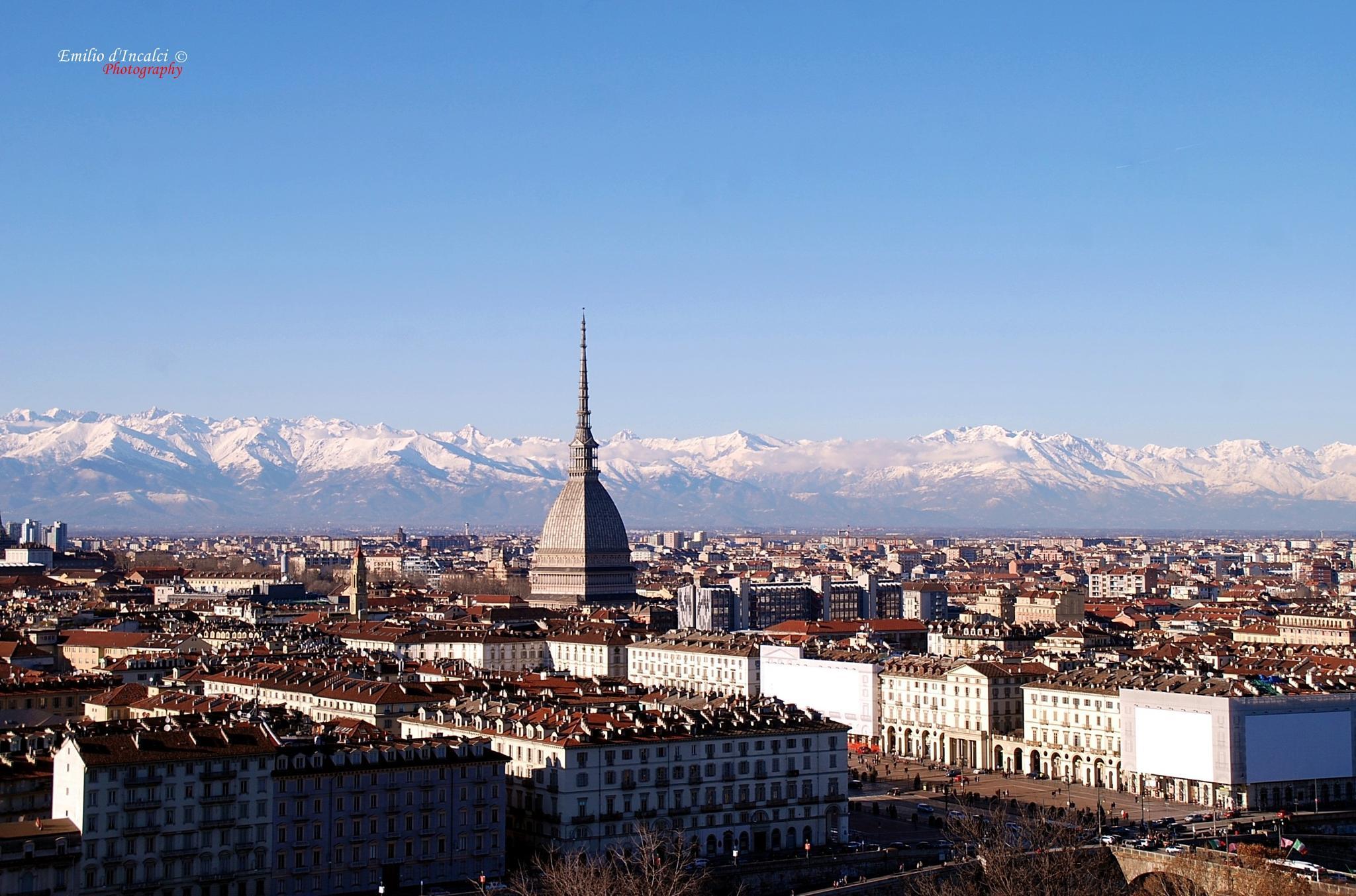 Turin by Emilio d'Incalci