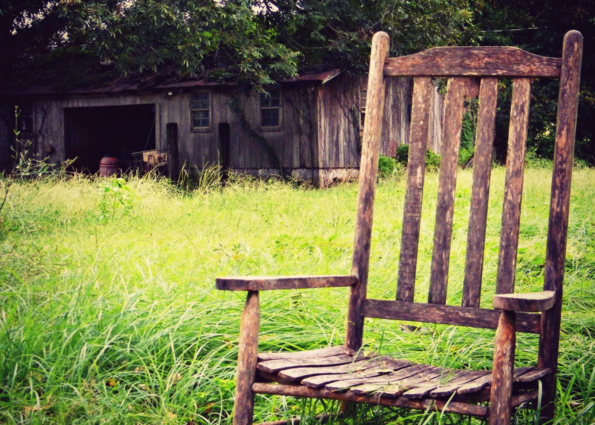 The Chair by Brenda Shirey