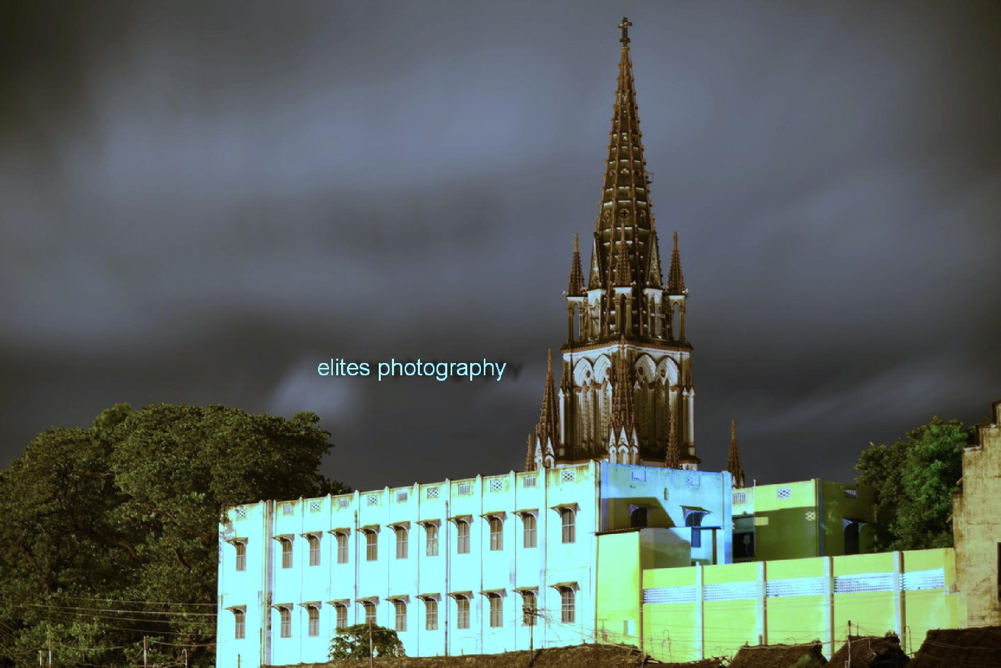 150 years old church by Elites Modern Studio