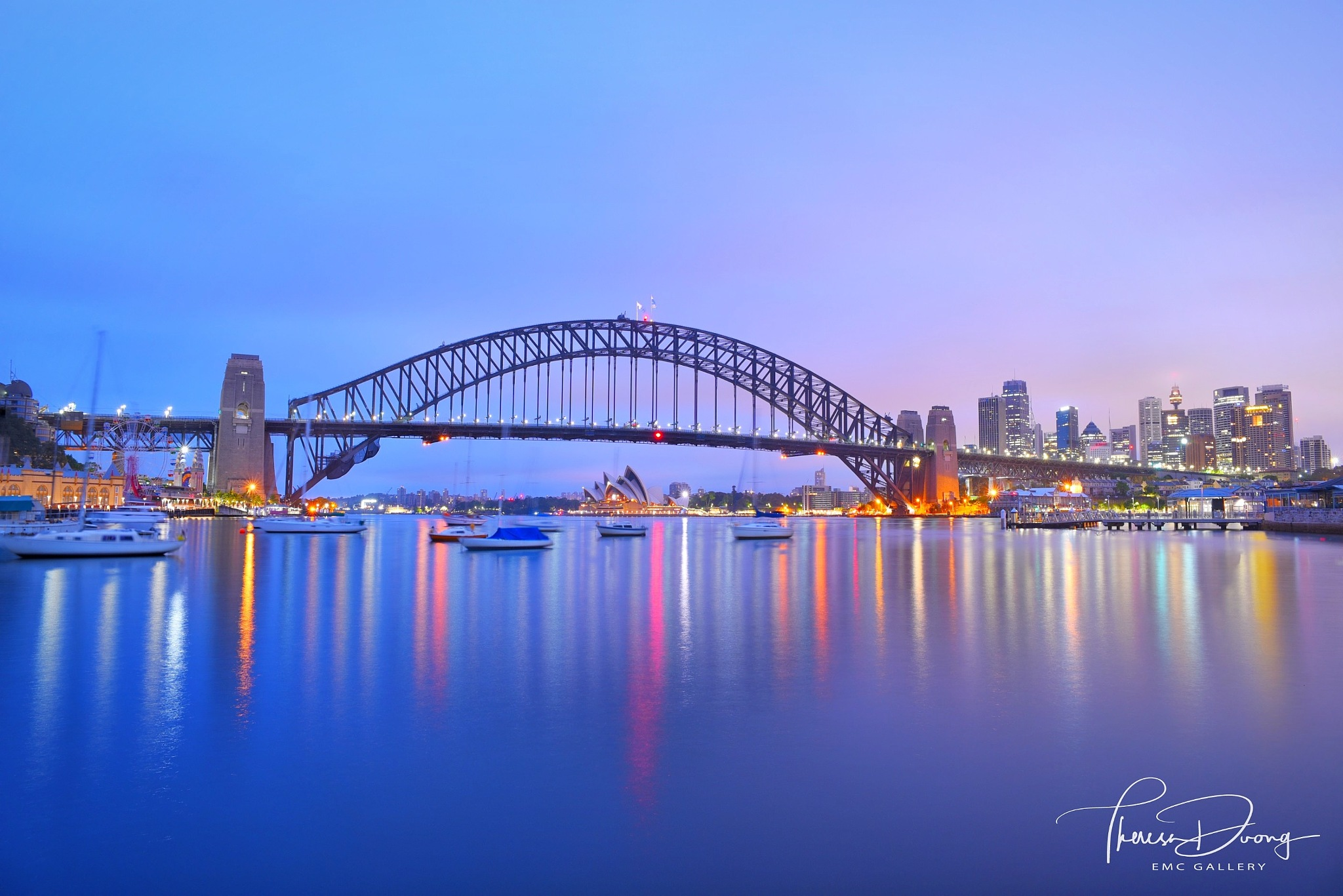 Reflecting on Sydney by Theresa Duong