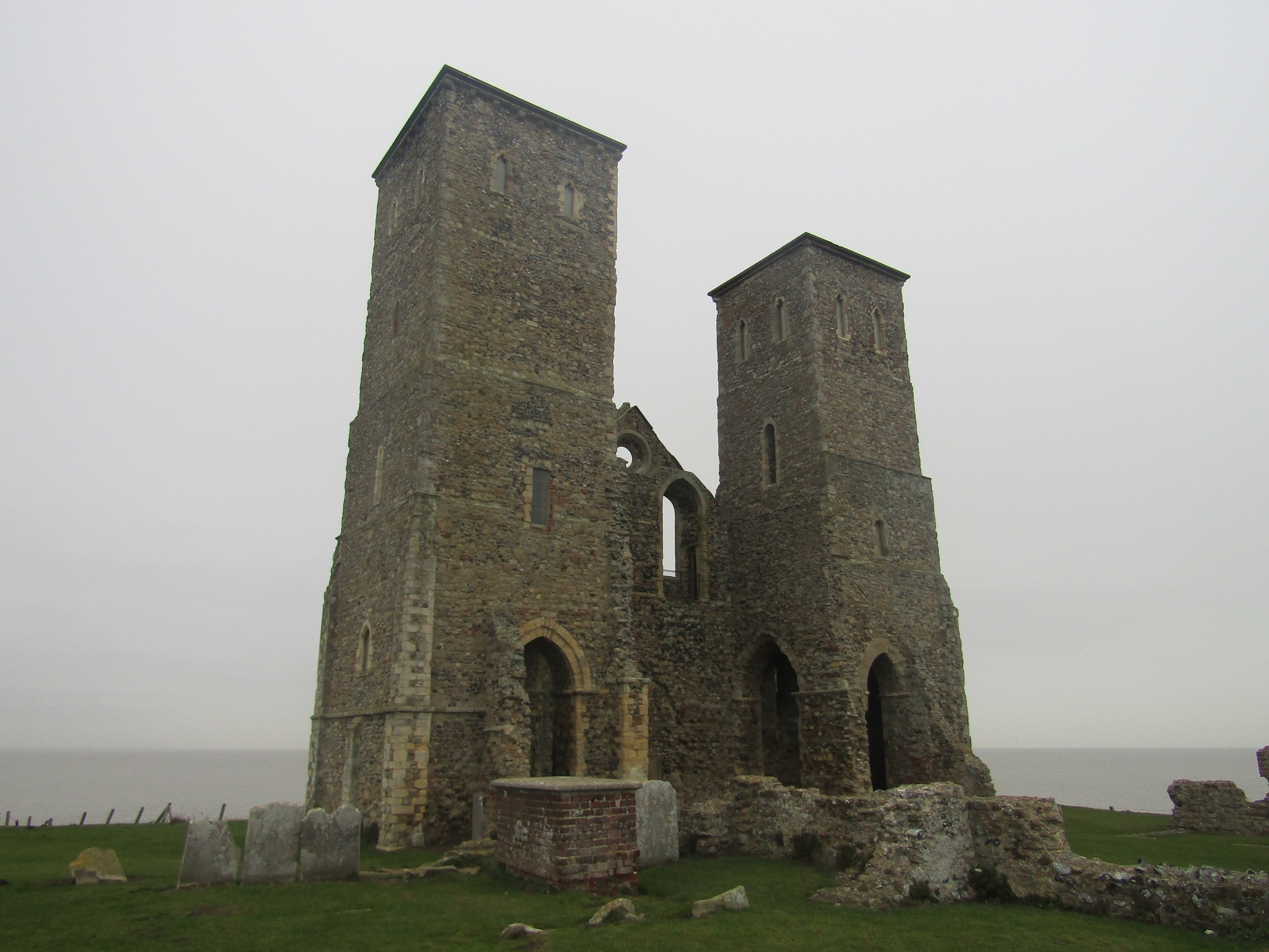 #Reculver ! by john patterson