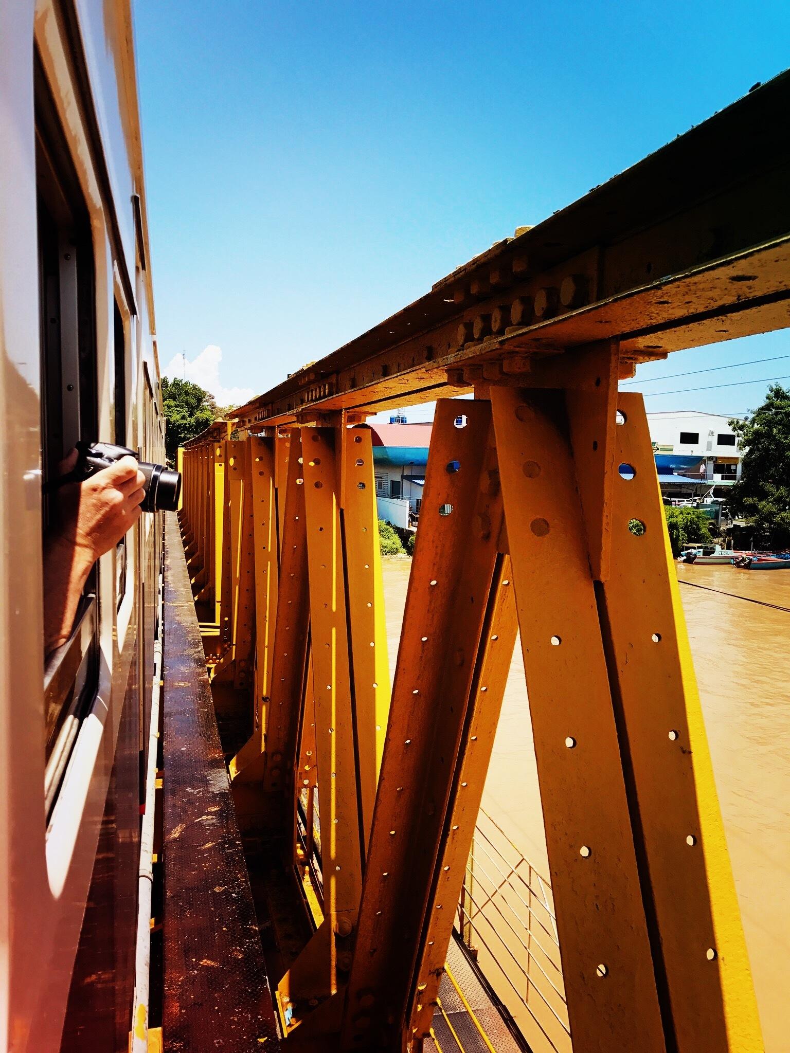On the bridge  by Adi Gli