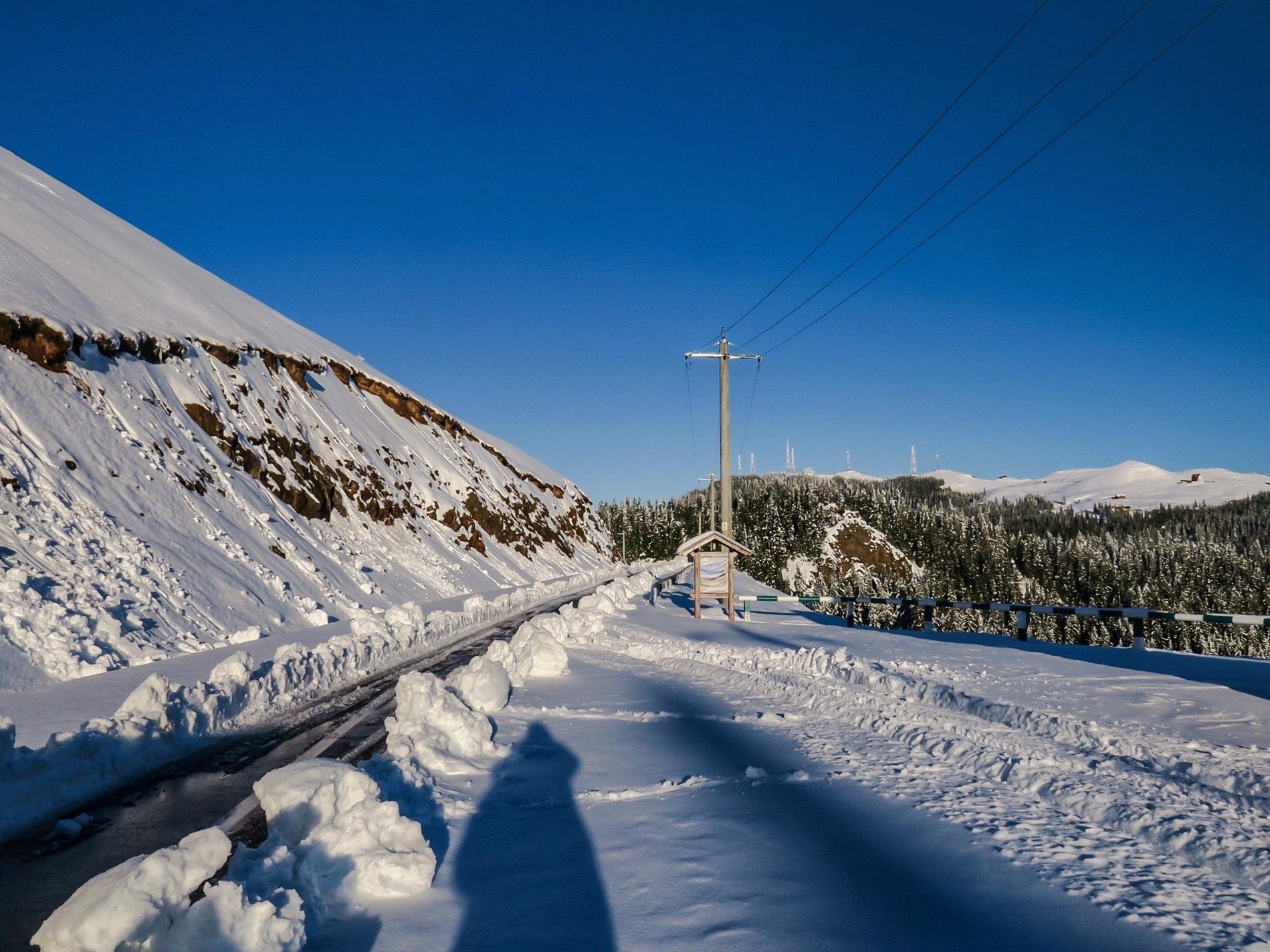 Road to the top by Adi Gli