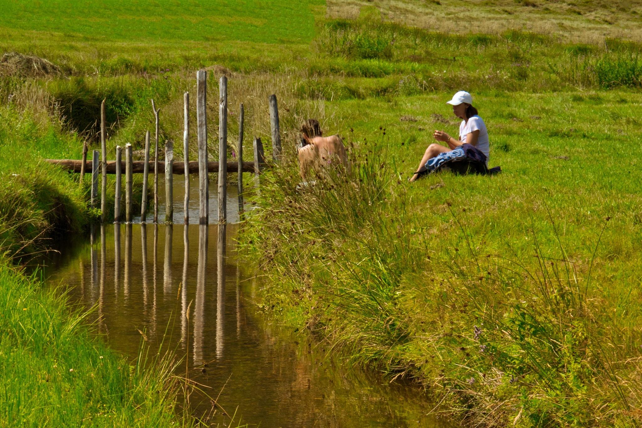 mirror and... by Adi Gli