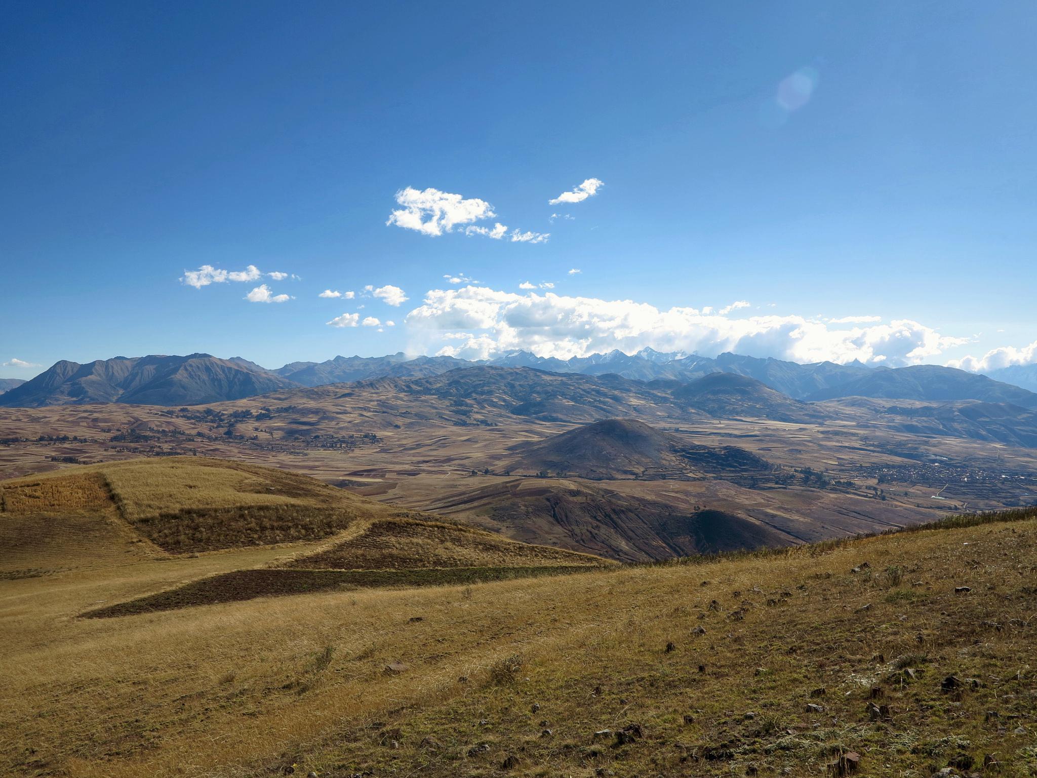 The Andes by Adi Gli