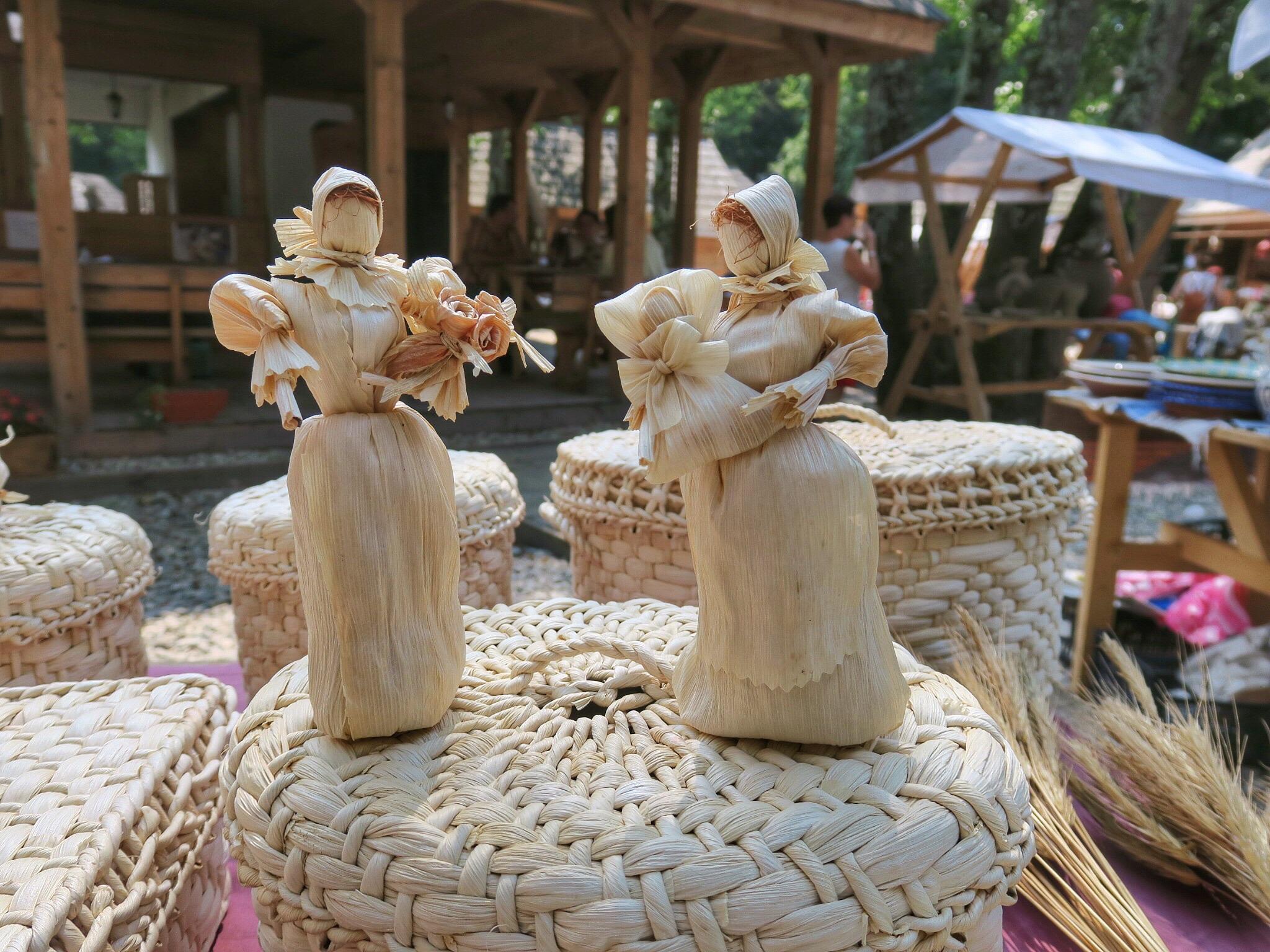 Handmade dolls by Adi Gli