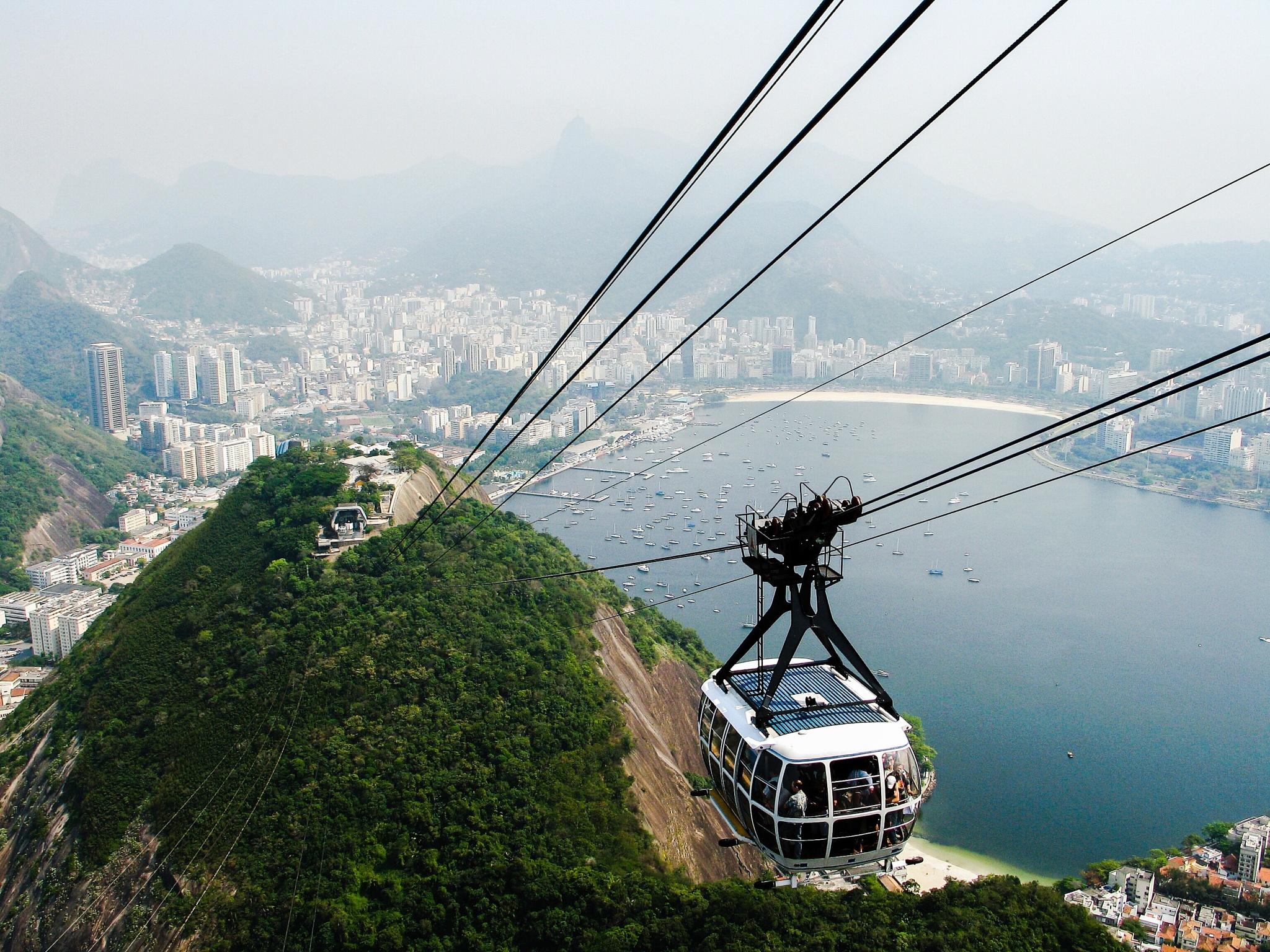 Pao de Acucar Rio de Janeiro by Adi Gli