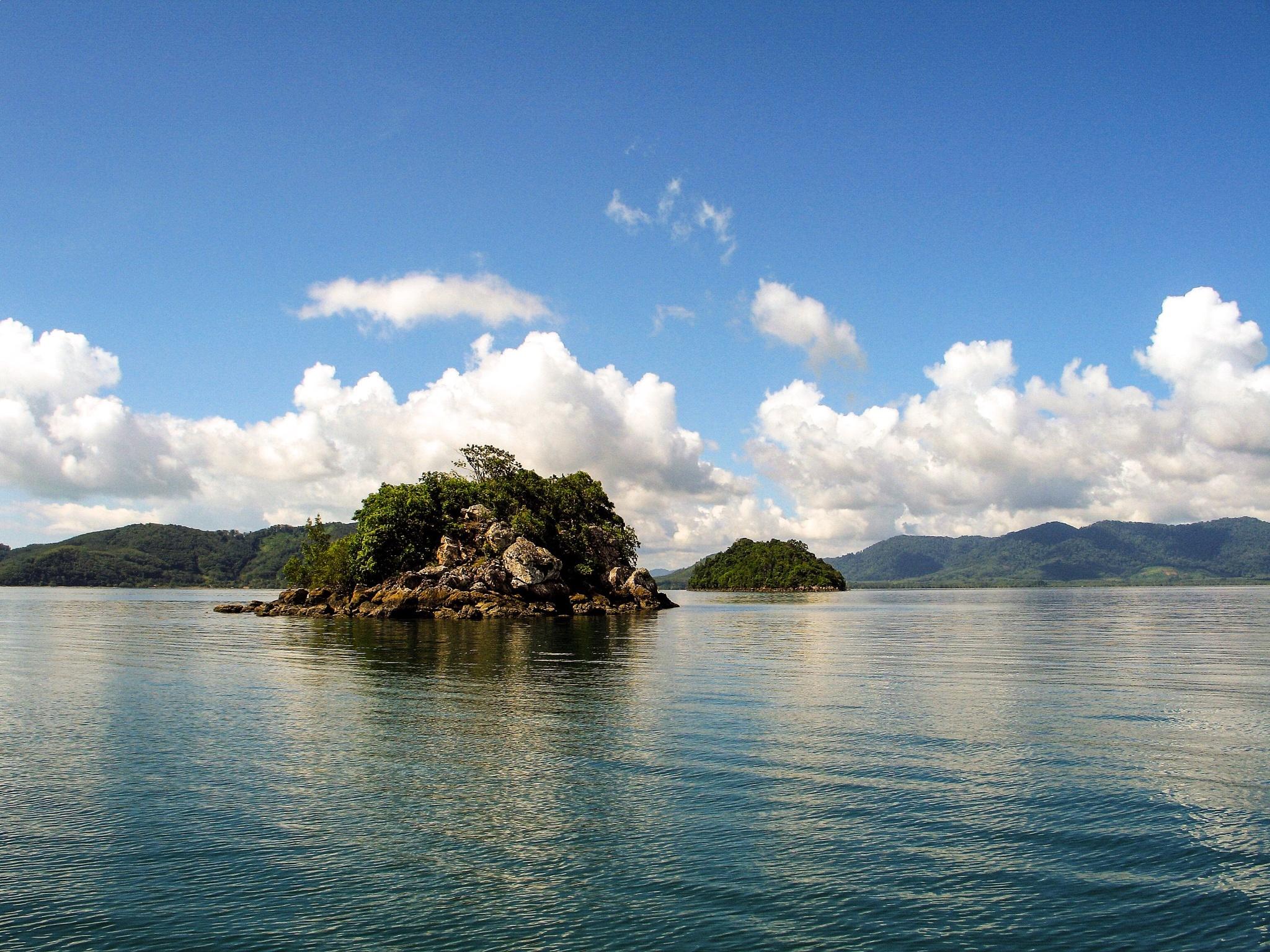 Islands near Phuket,Thailand  by Adi Gli