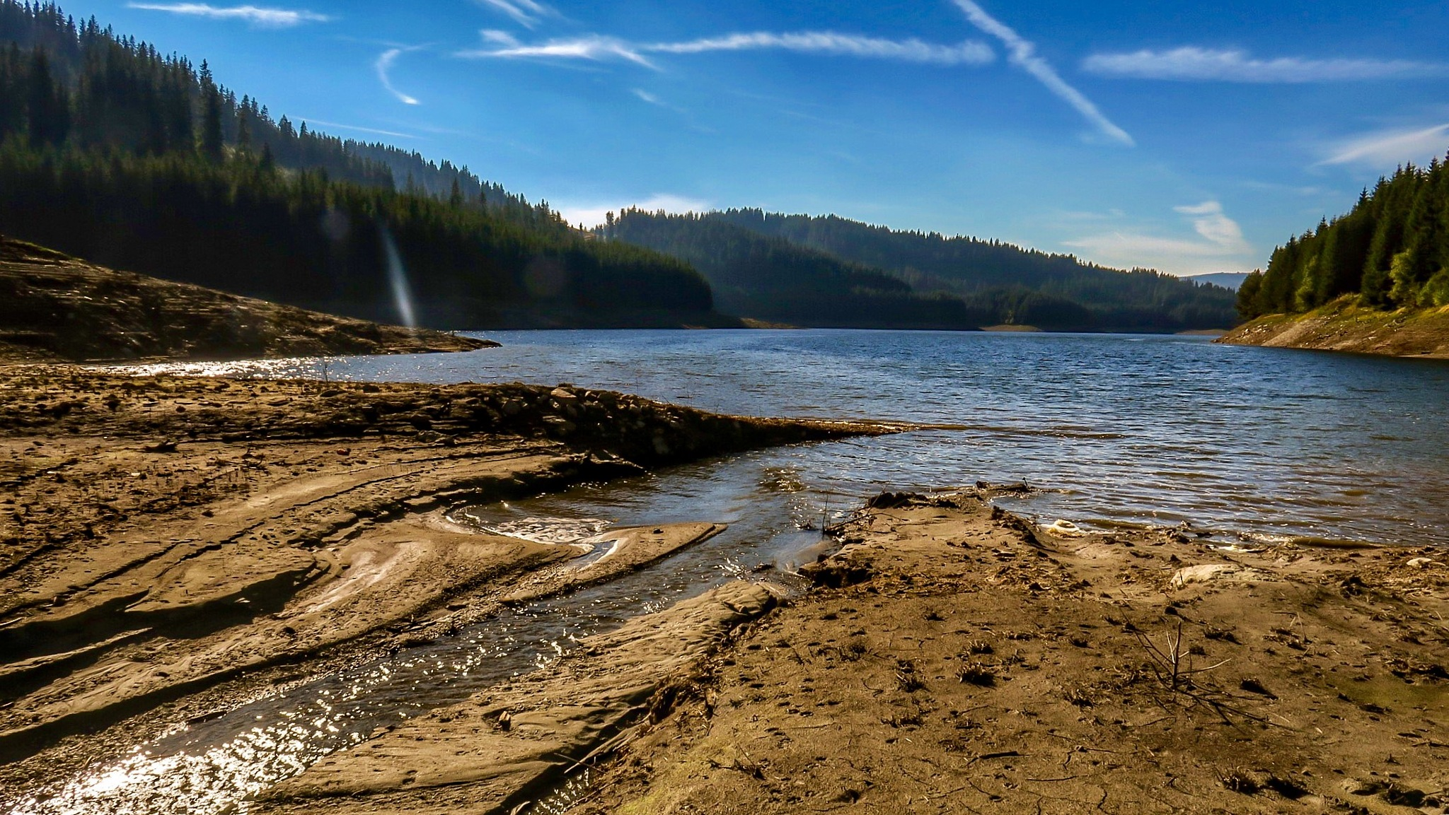 The Lake by Adi Gli