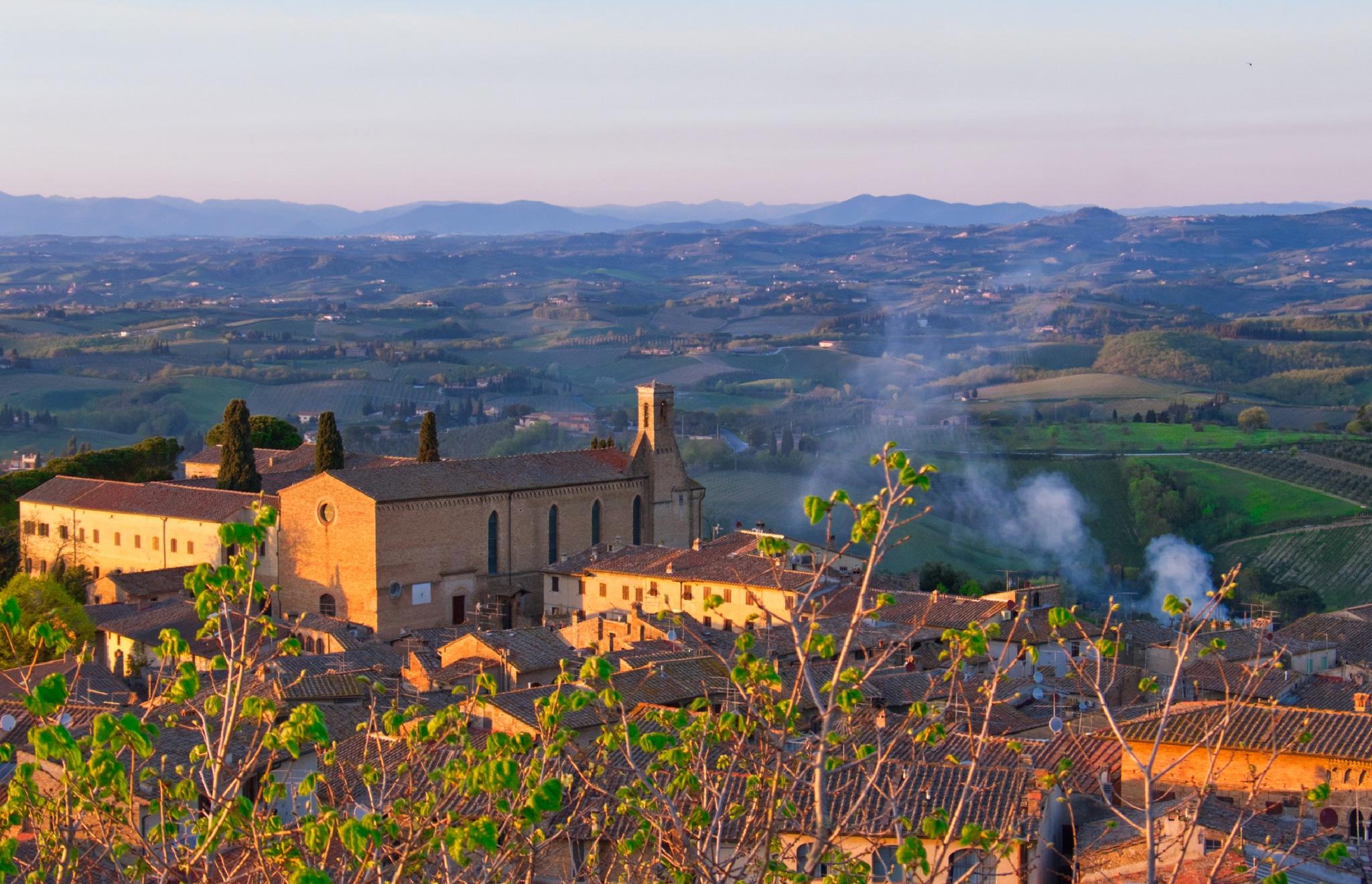 Somewhere in Tuscany-please vote again! by Adi Gli
