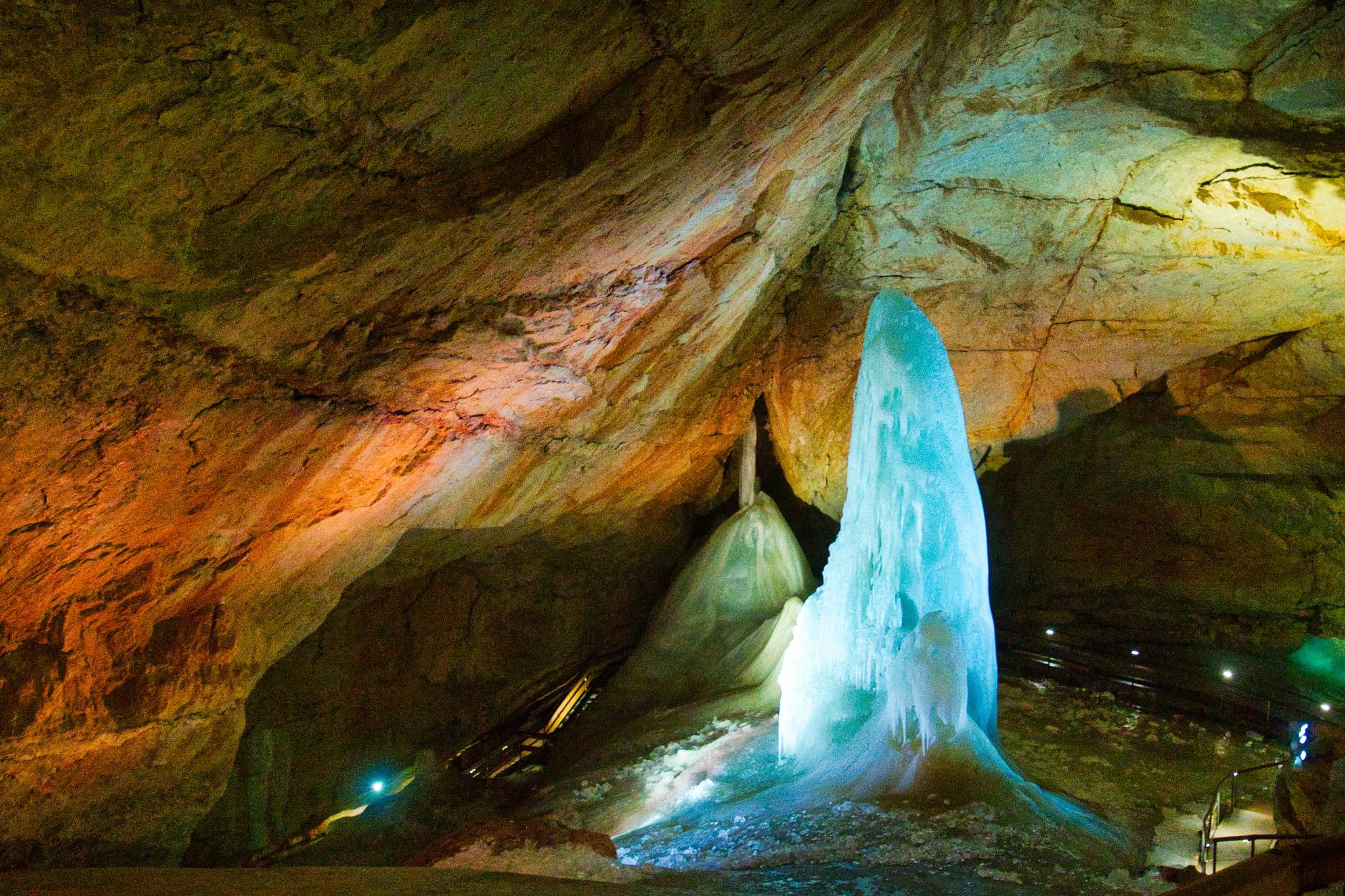 Ice cave 5 by Adi Gli