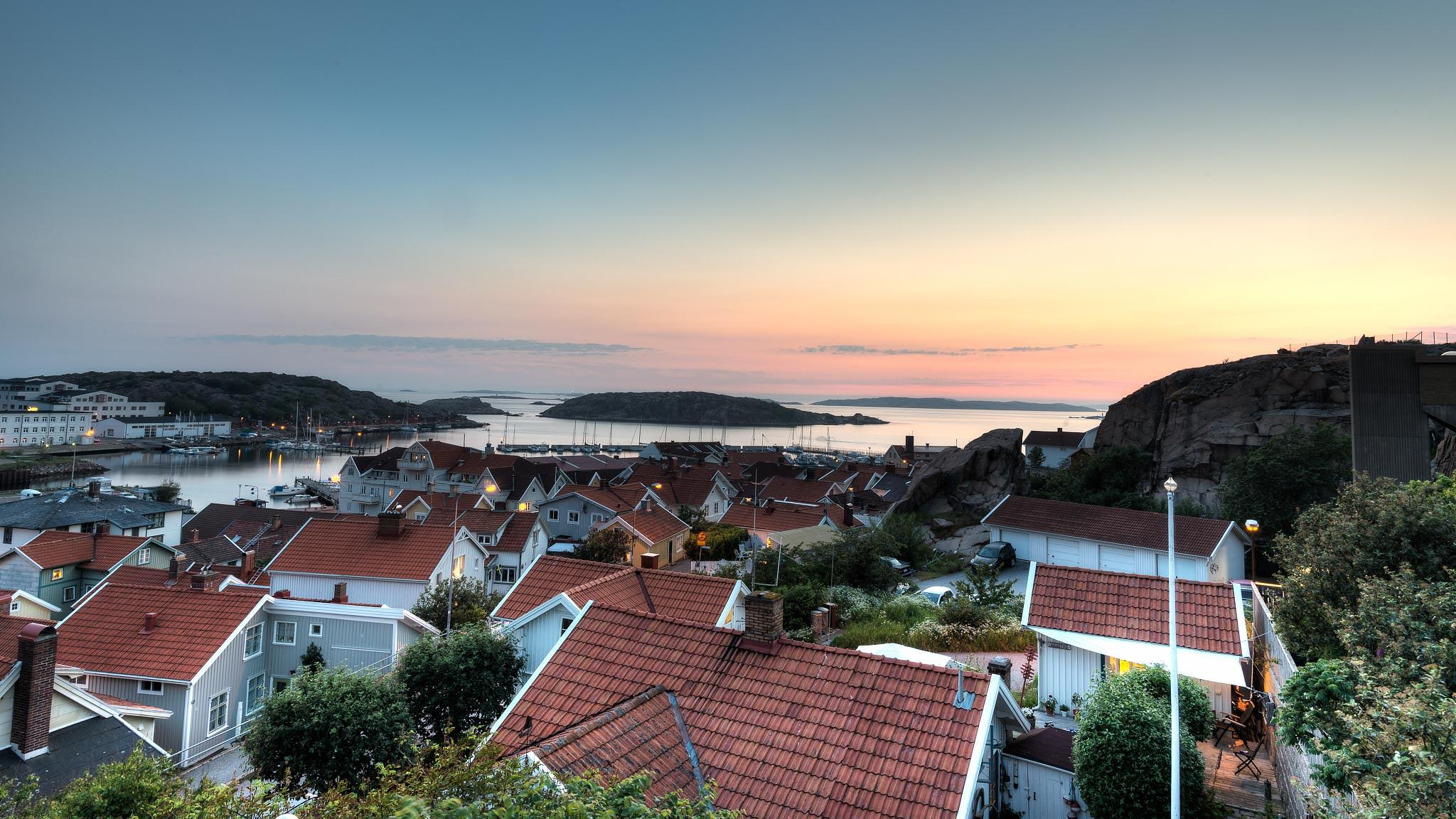 Lysekil by Anders Nystrom