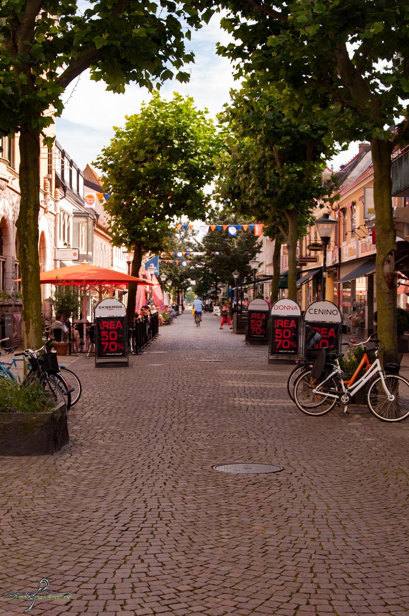 street by Robert
