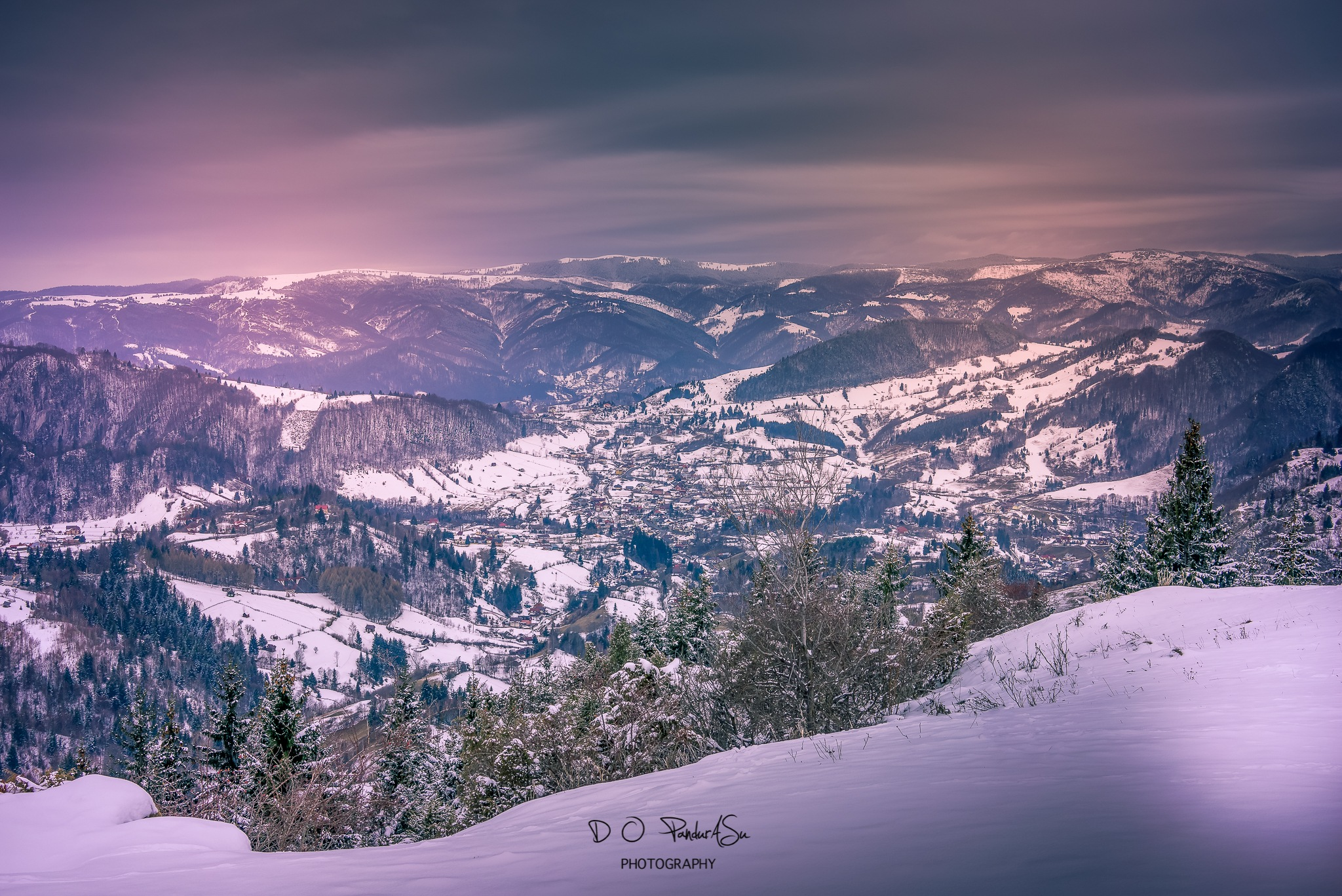 winter in Rucar - Bran by do pandurasu photography