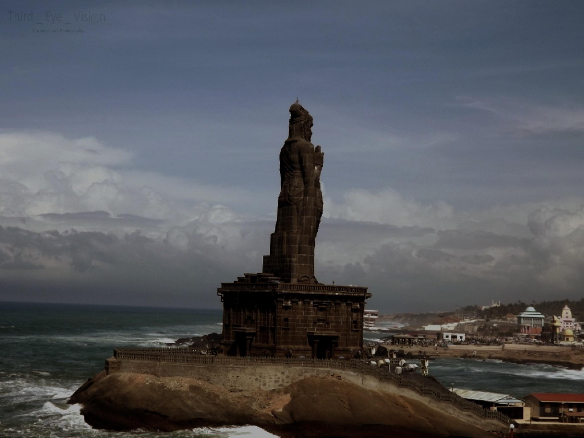 Thiruvalluvar by Creative Hunt