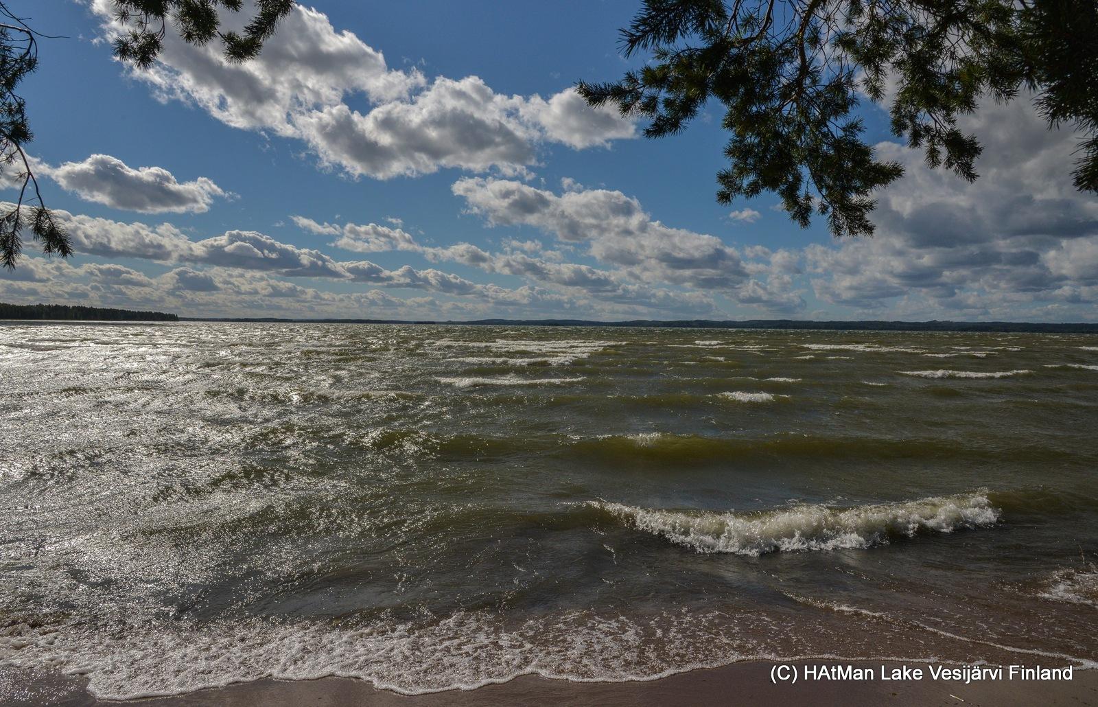 Lake by HeikkiHAtMAN PHOTOGRAPHY