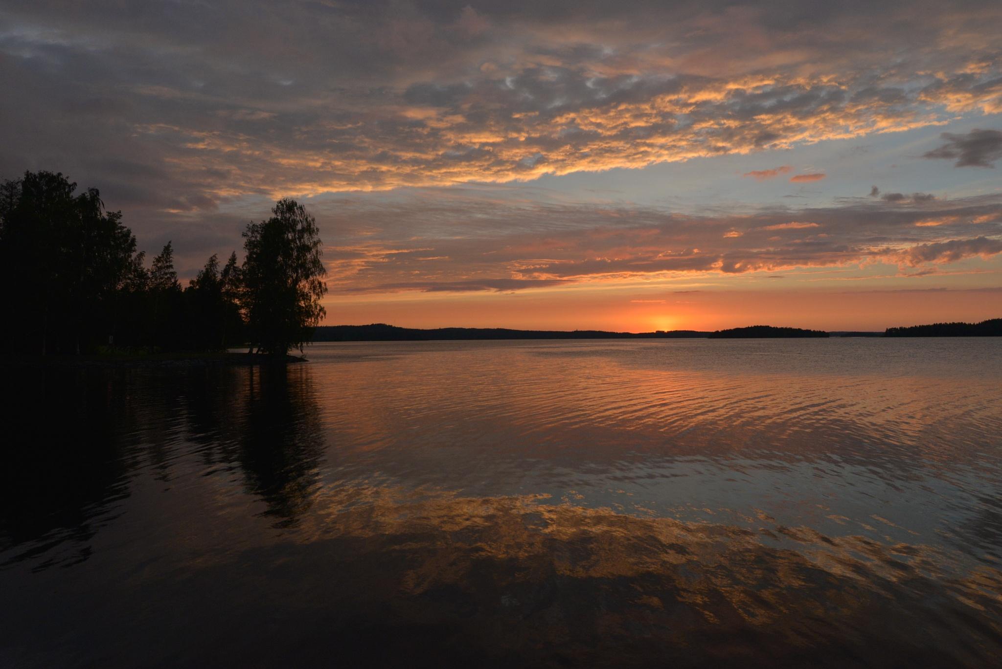 Sunset by HeikkiHAtMAN PHOTOGRAPHY