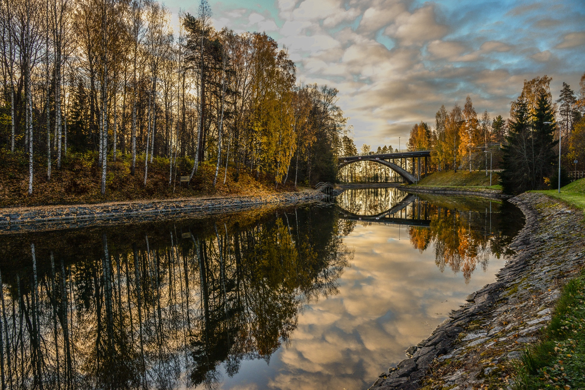 Just before sunrise by HeikkiHAtMAN PHOTOGRAPHY