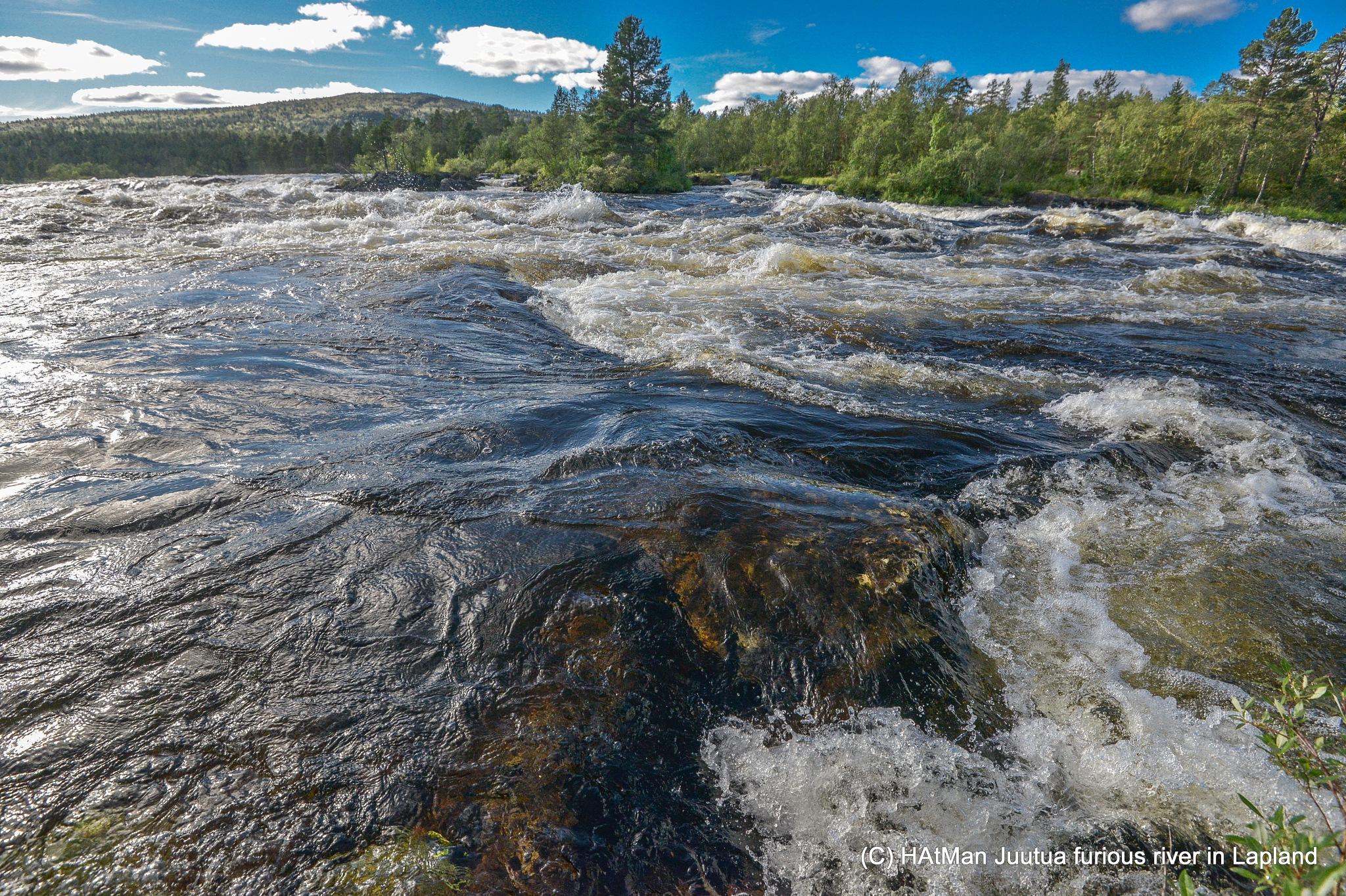 Juutua Ritakoski Inari by HeikkiHAtMAN PHOTOGRAPHY