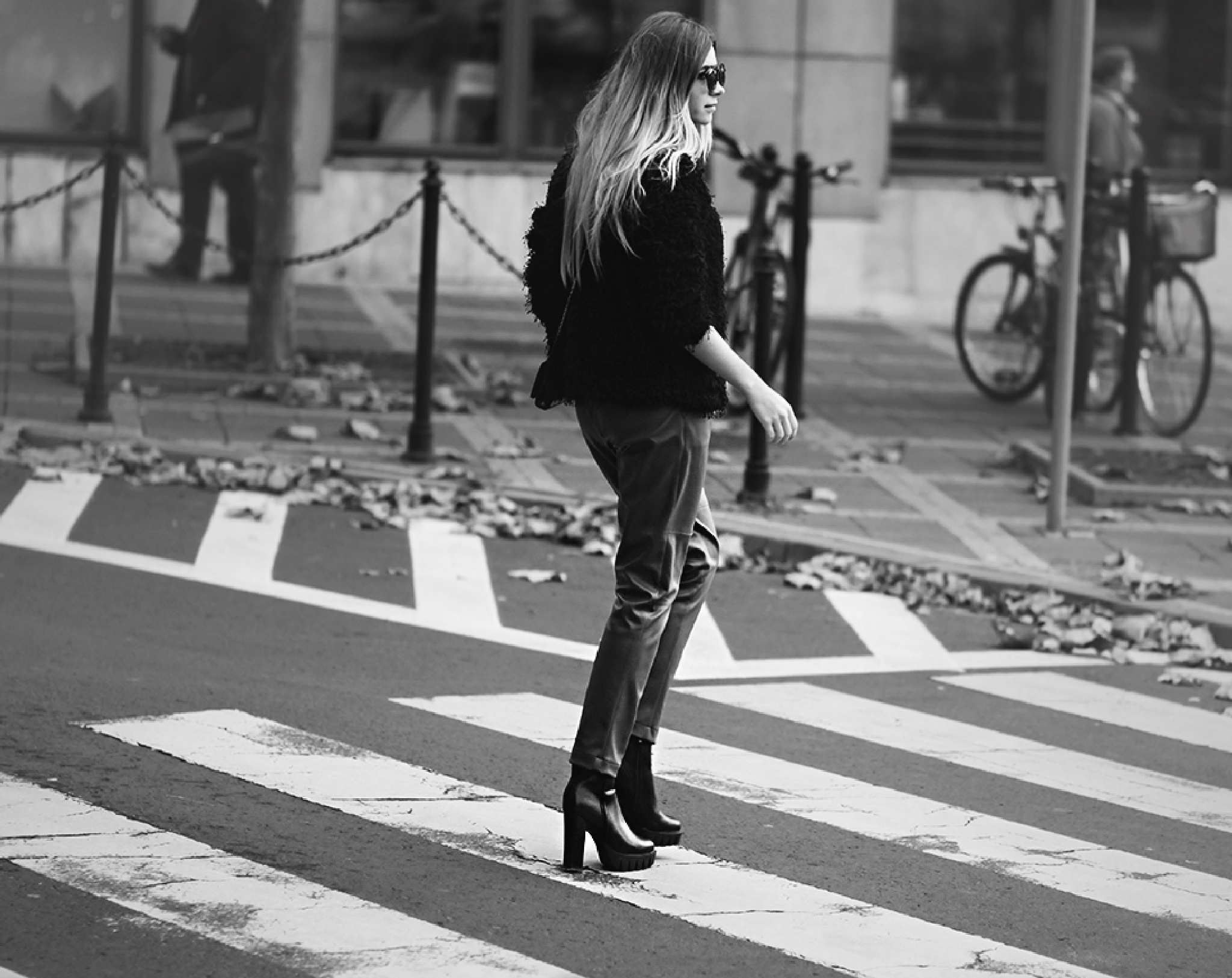 Street Fashion II by Kasia Pilch / chocarome
