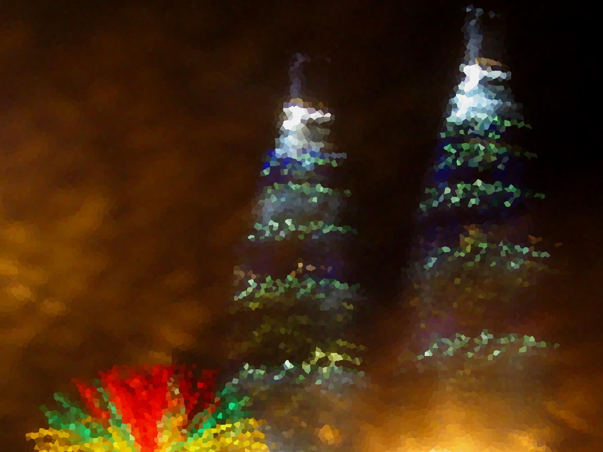 Two towers by sachin sawhney