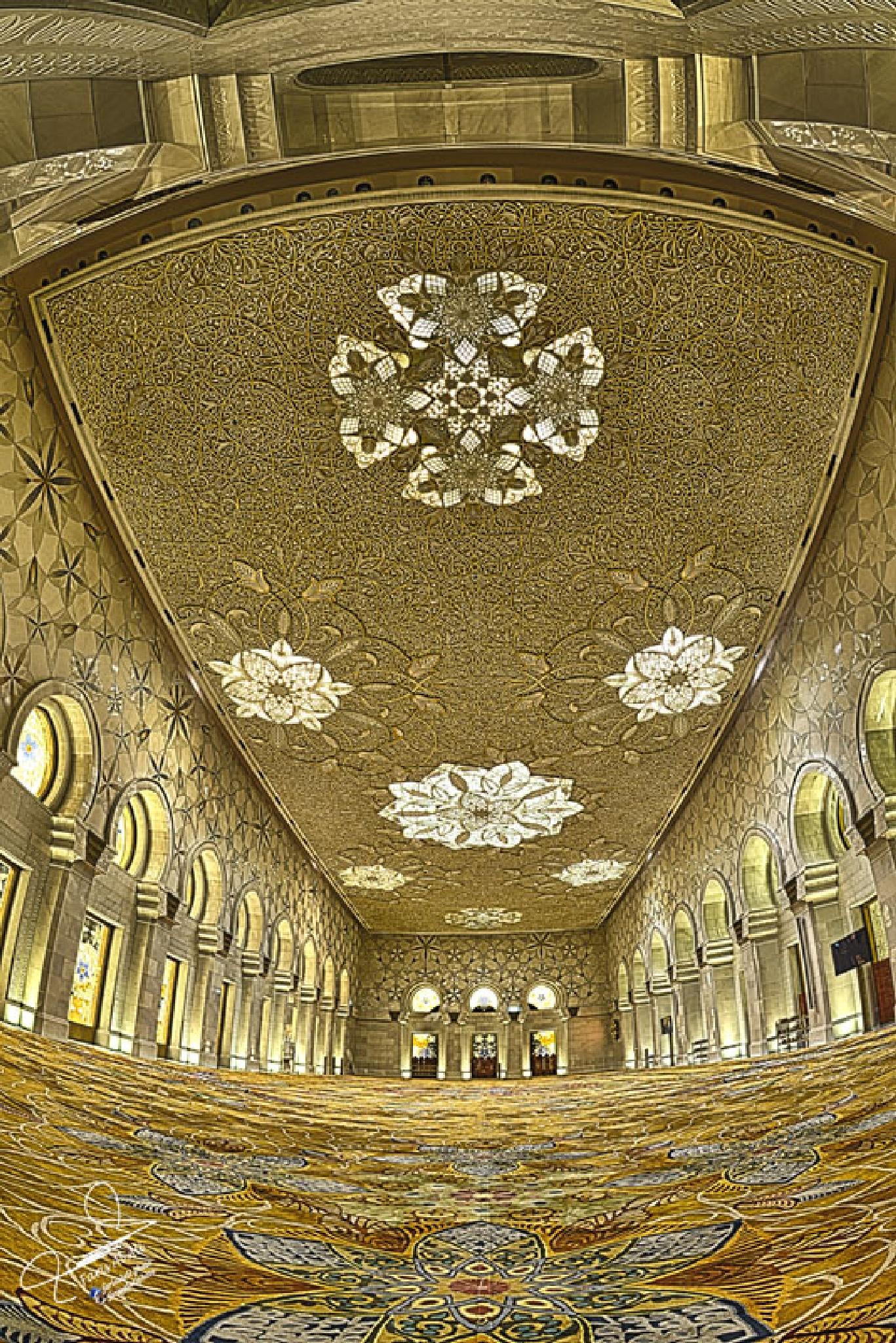 Sheikh Zayed Mosque by farisalali.photo