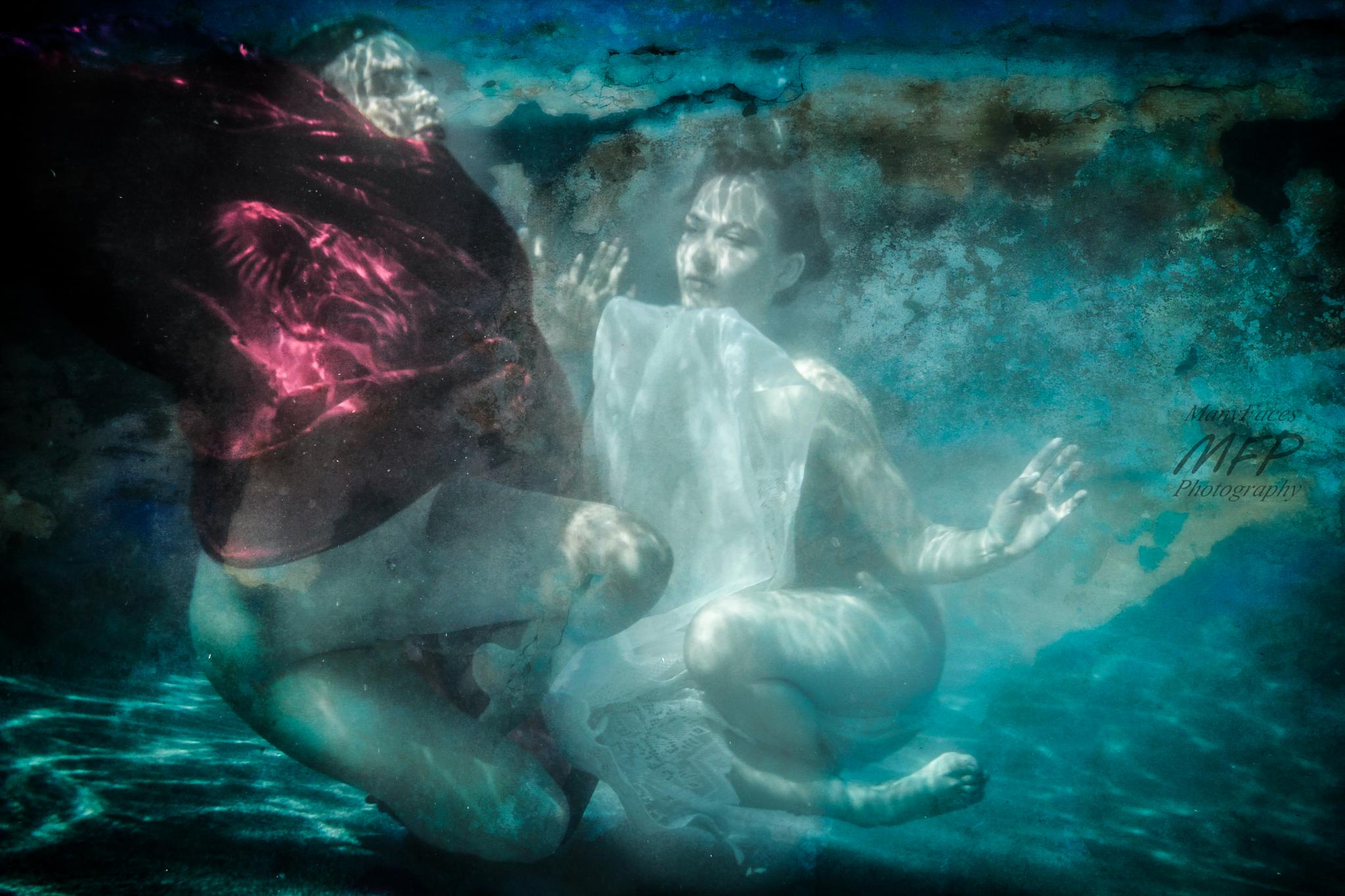 Photo in Sea and Sand #underwater #sexy #women #girls #hot #submerged #beauty