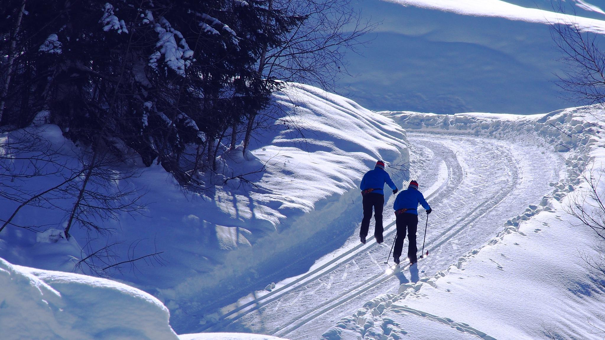 Winter sports by Florian B