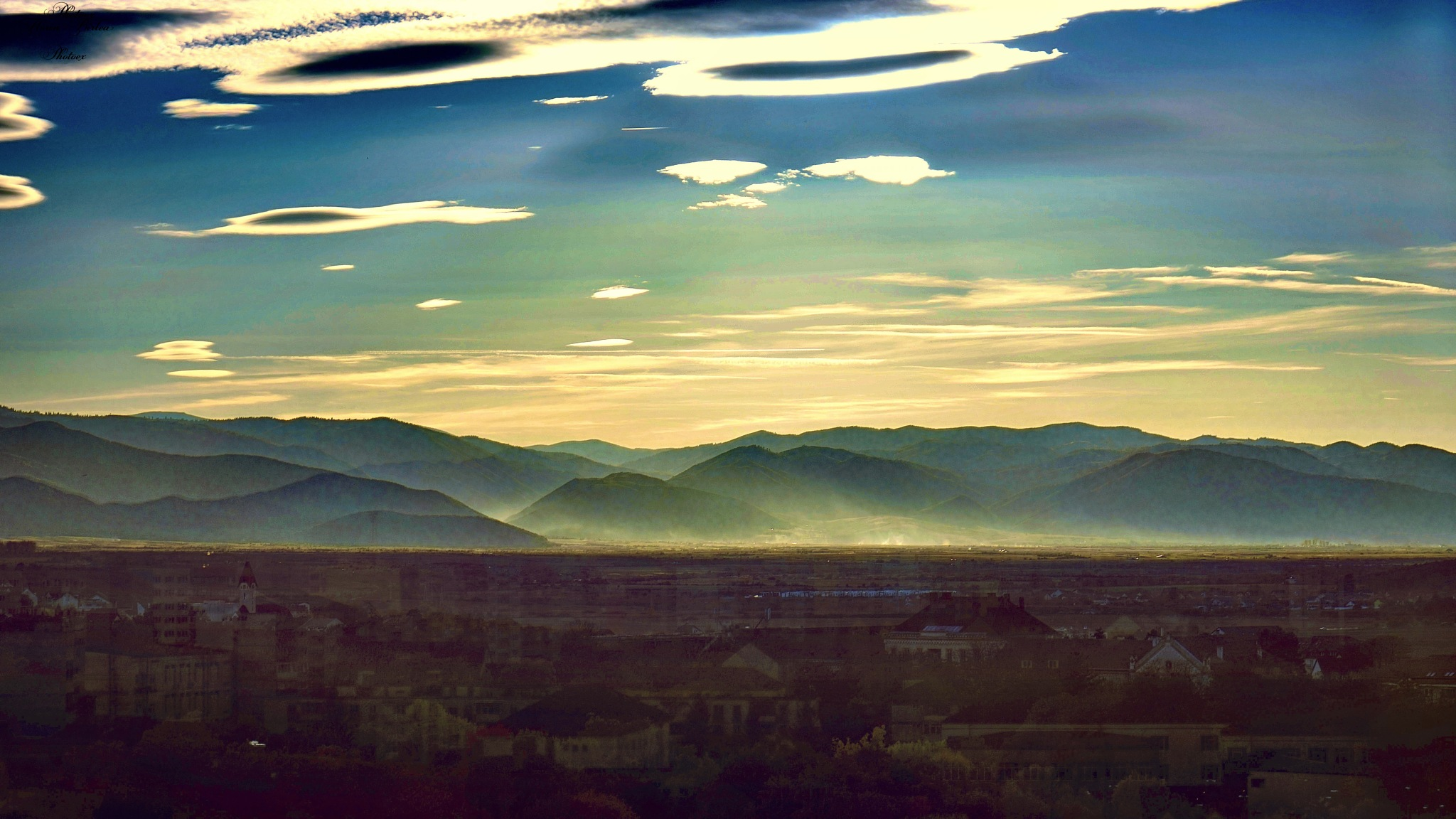 Landscape  by Florian B