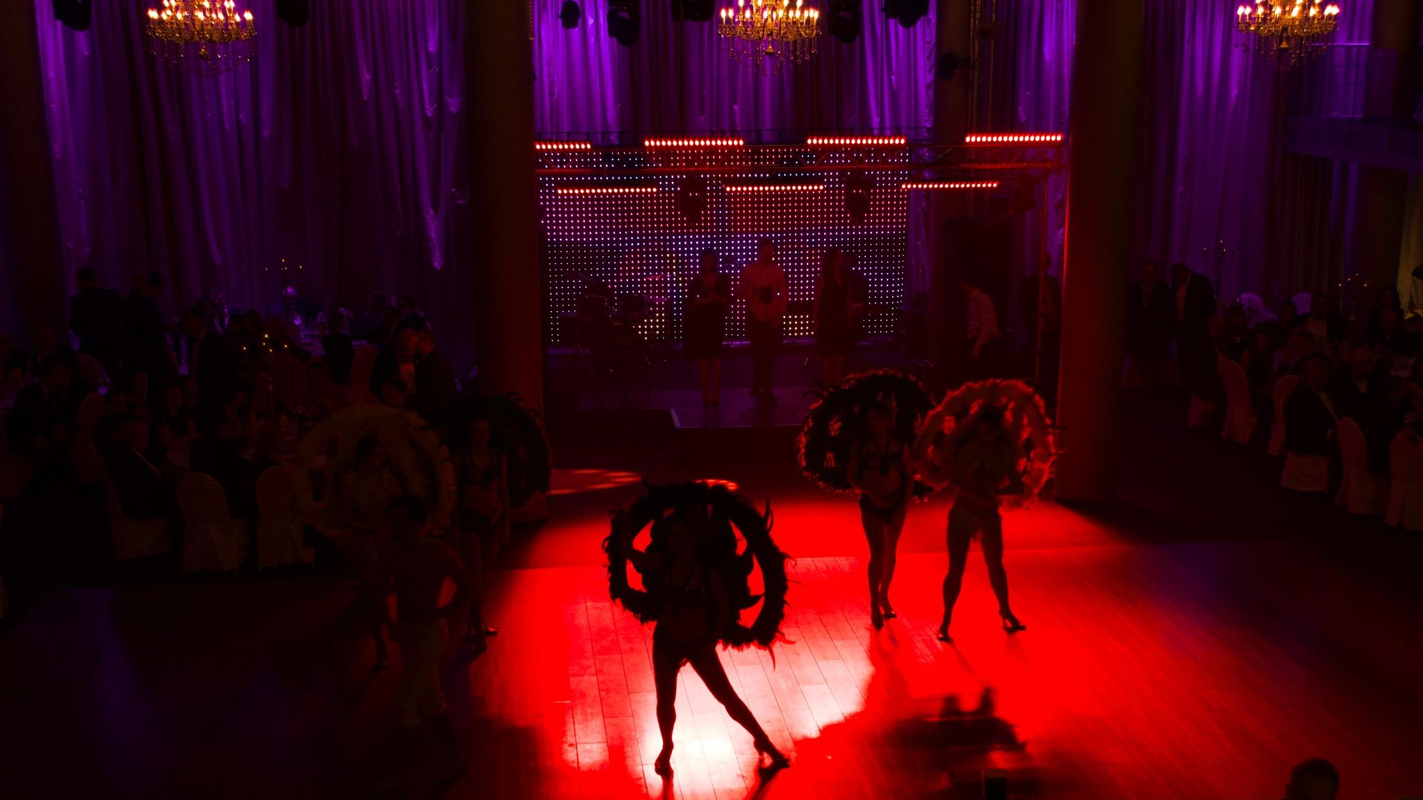 Dancers  by Florian B